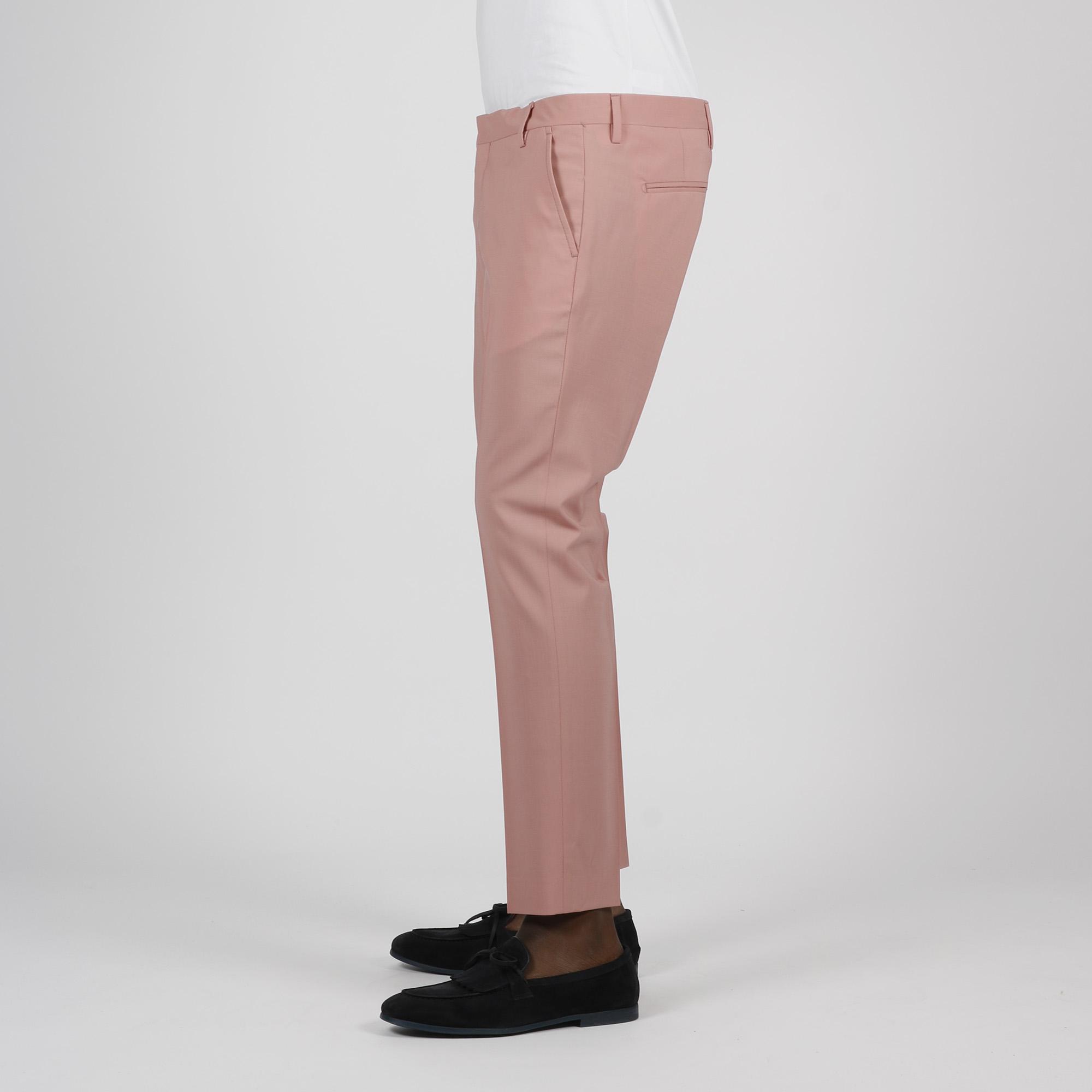 Pantalone tasca america - Rosa