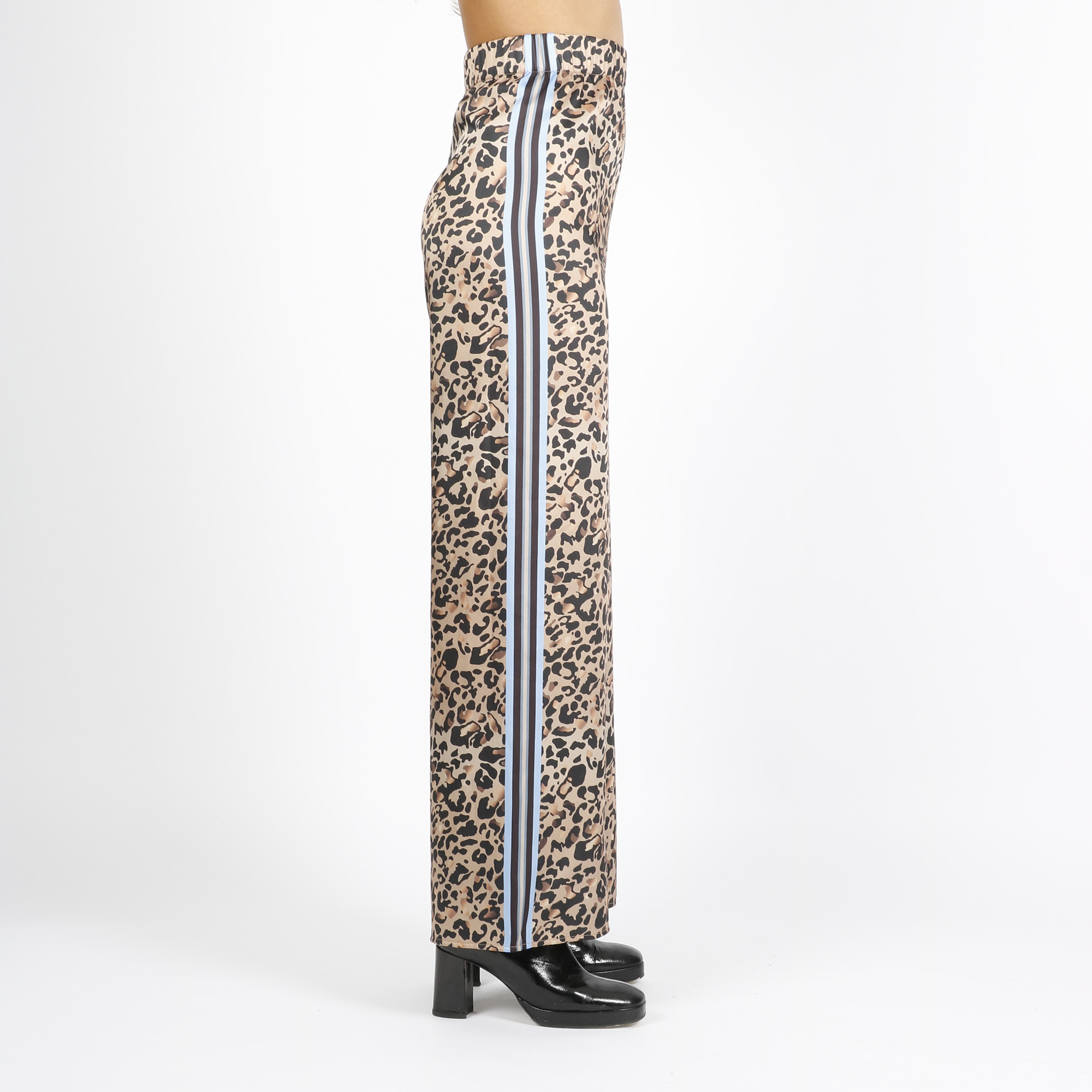Pantalone maculato - Marrone