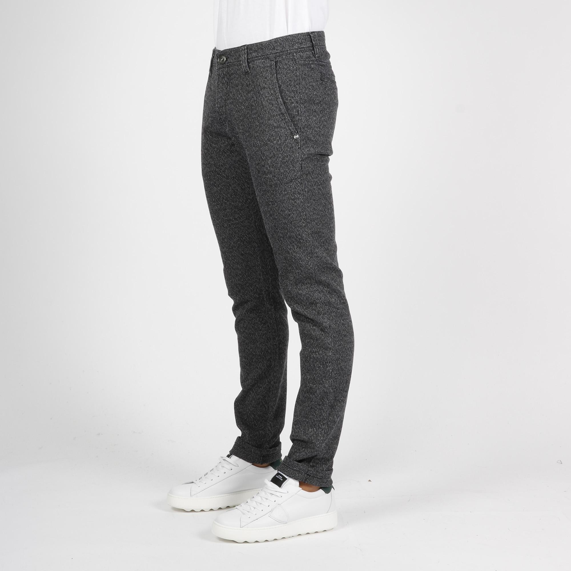 Pantalone draw pesaola - Blu