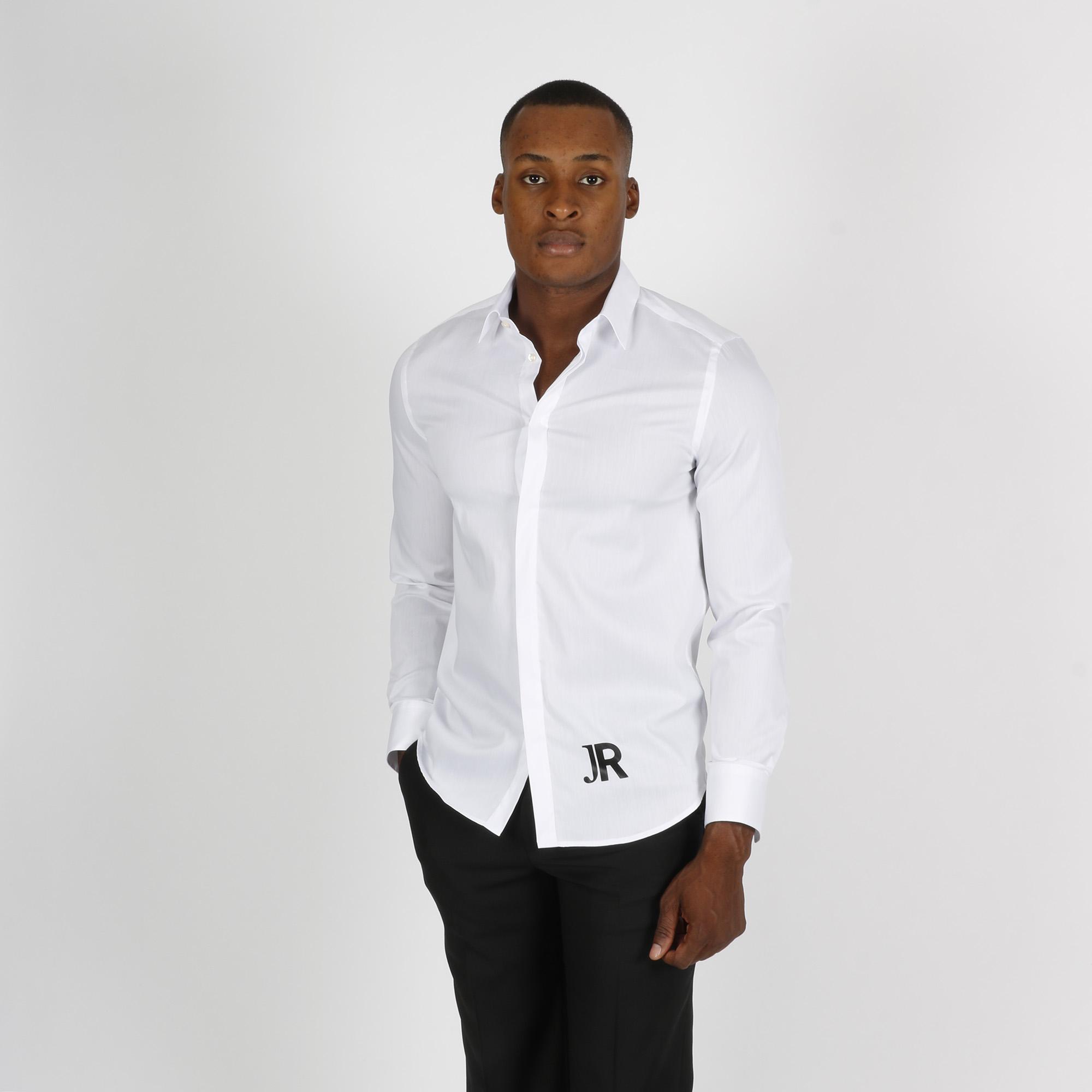 Camicia kassinga - Bianco