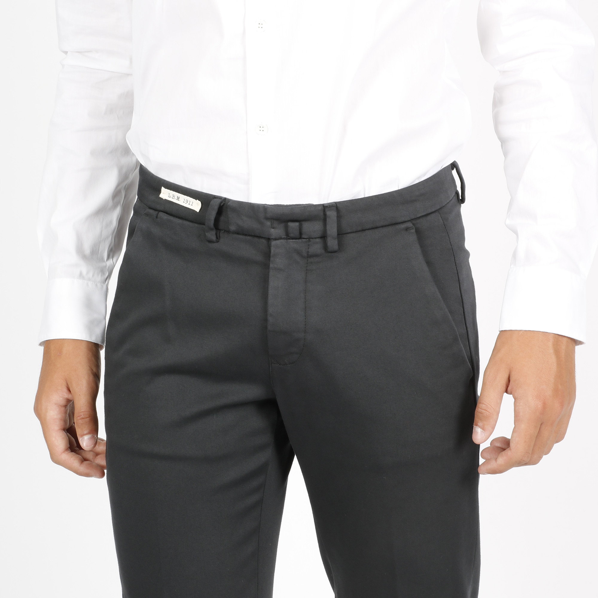 Pantalone tailored - Grigio scuro