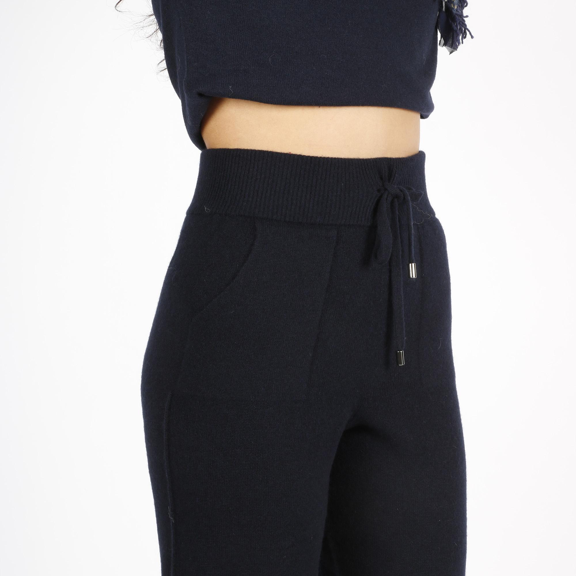 Pantalone easywear - Blu