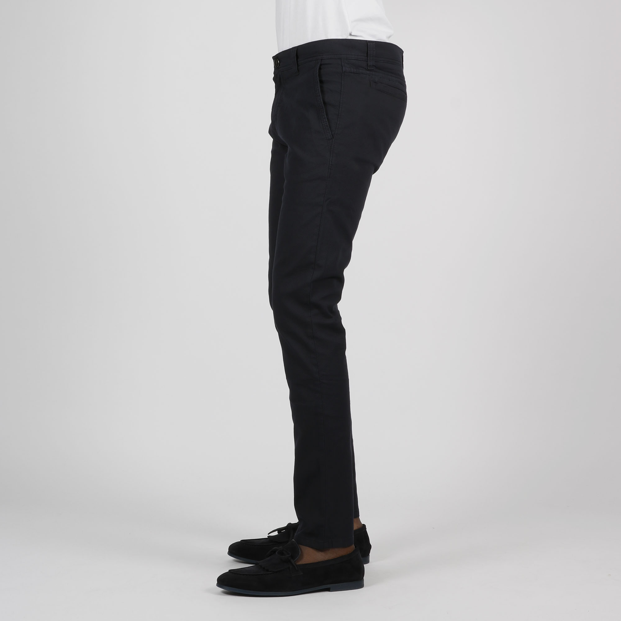 Pantalone new draw - Blu navy