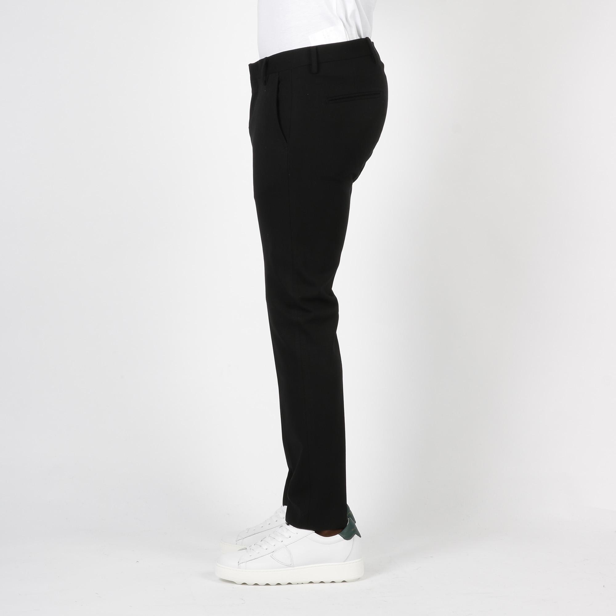Pantalone america - Nero