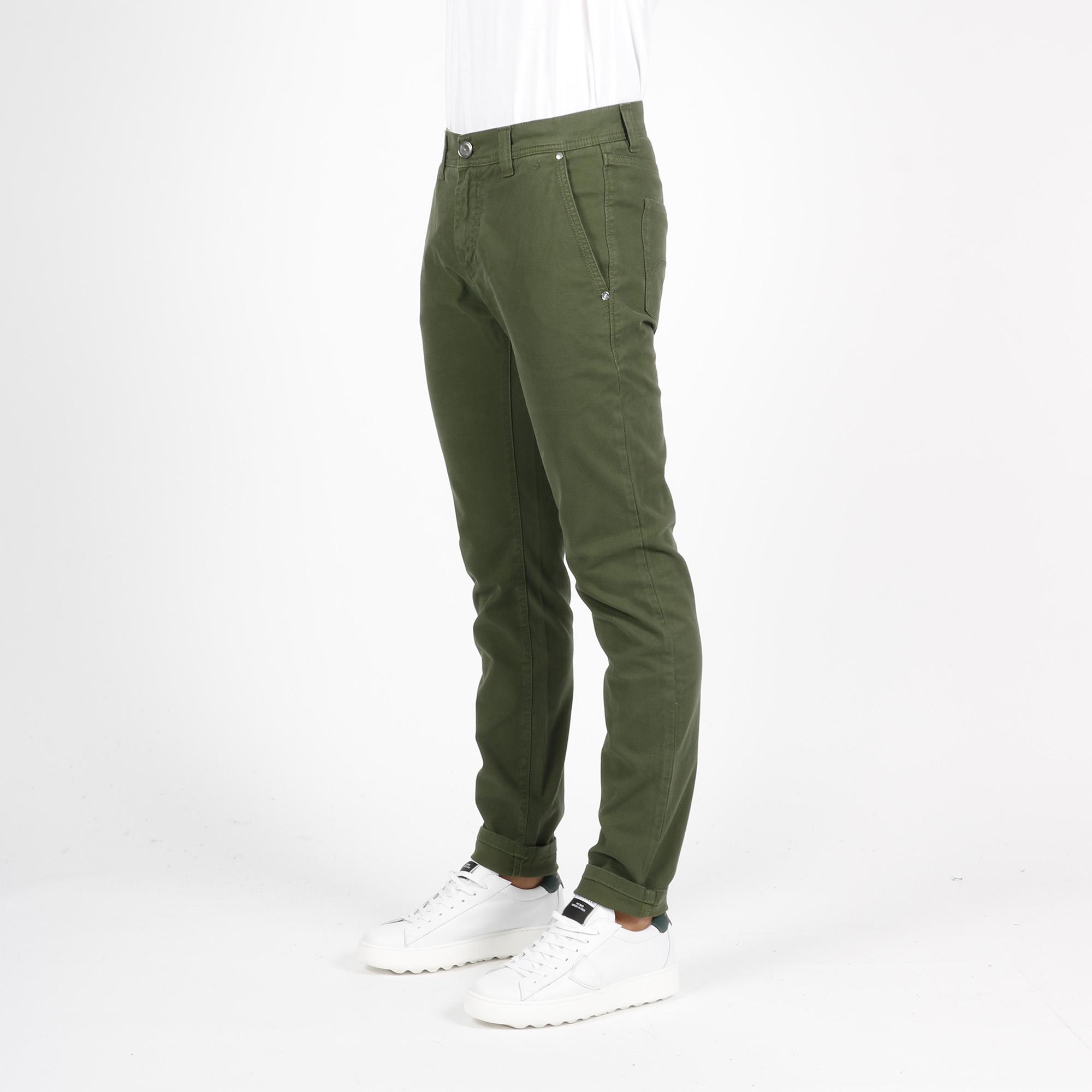 Pantalone clean - Verde