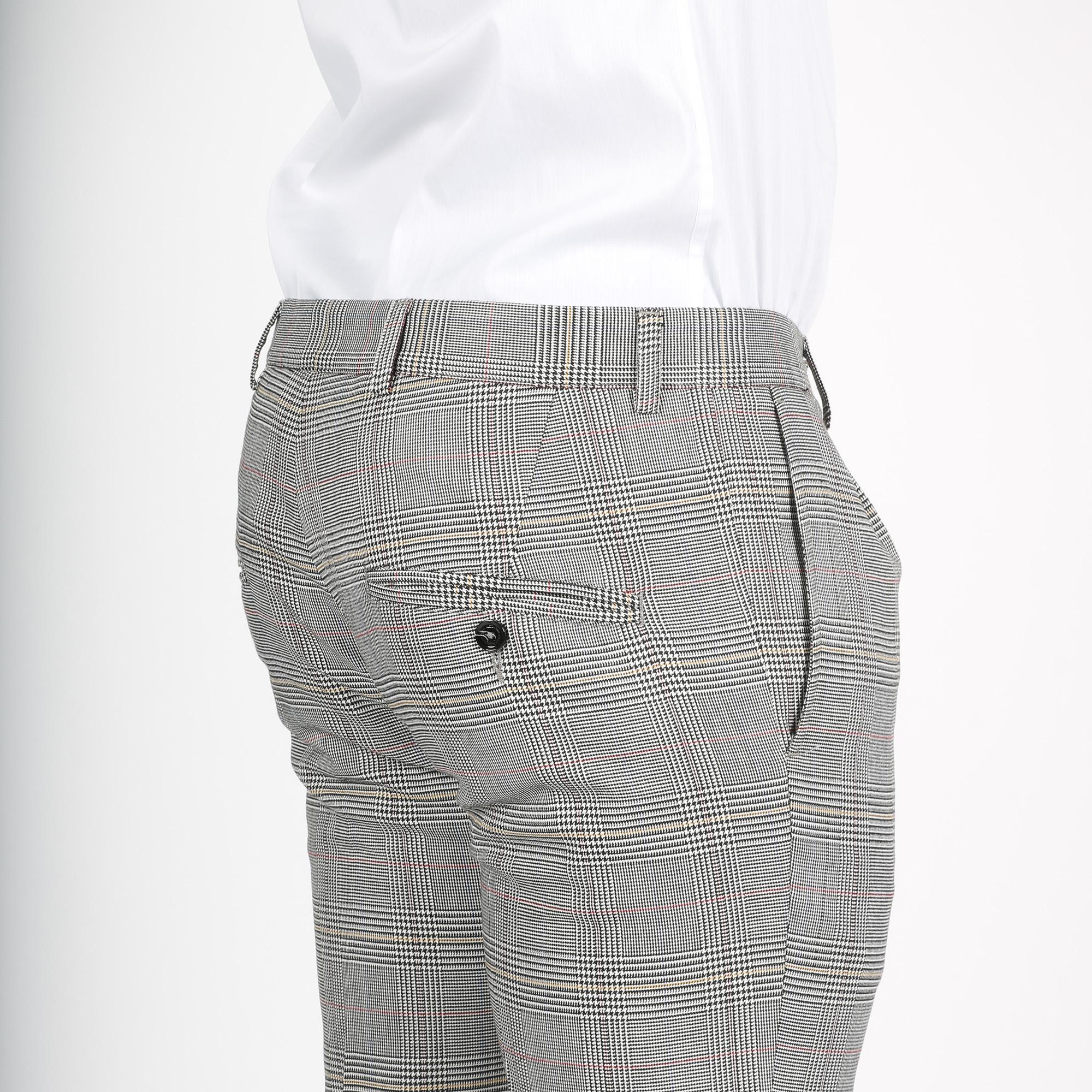 Pantalone spuma galles - Nero