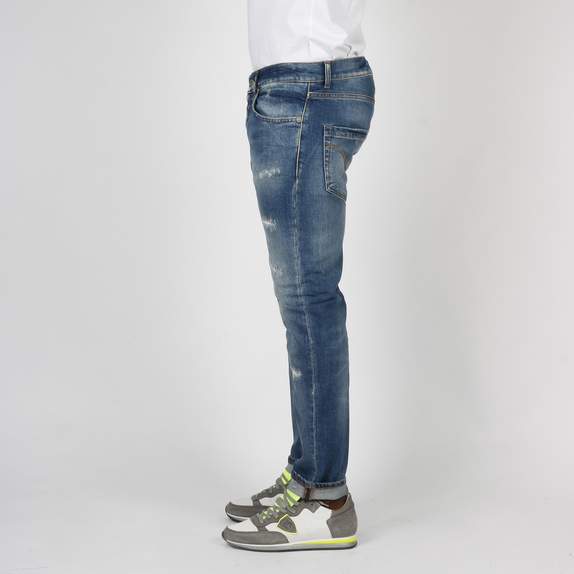 Jeans Mius rotture - Denim chiaro