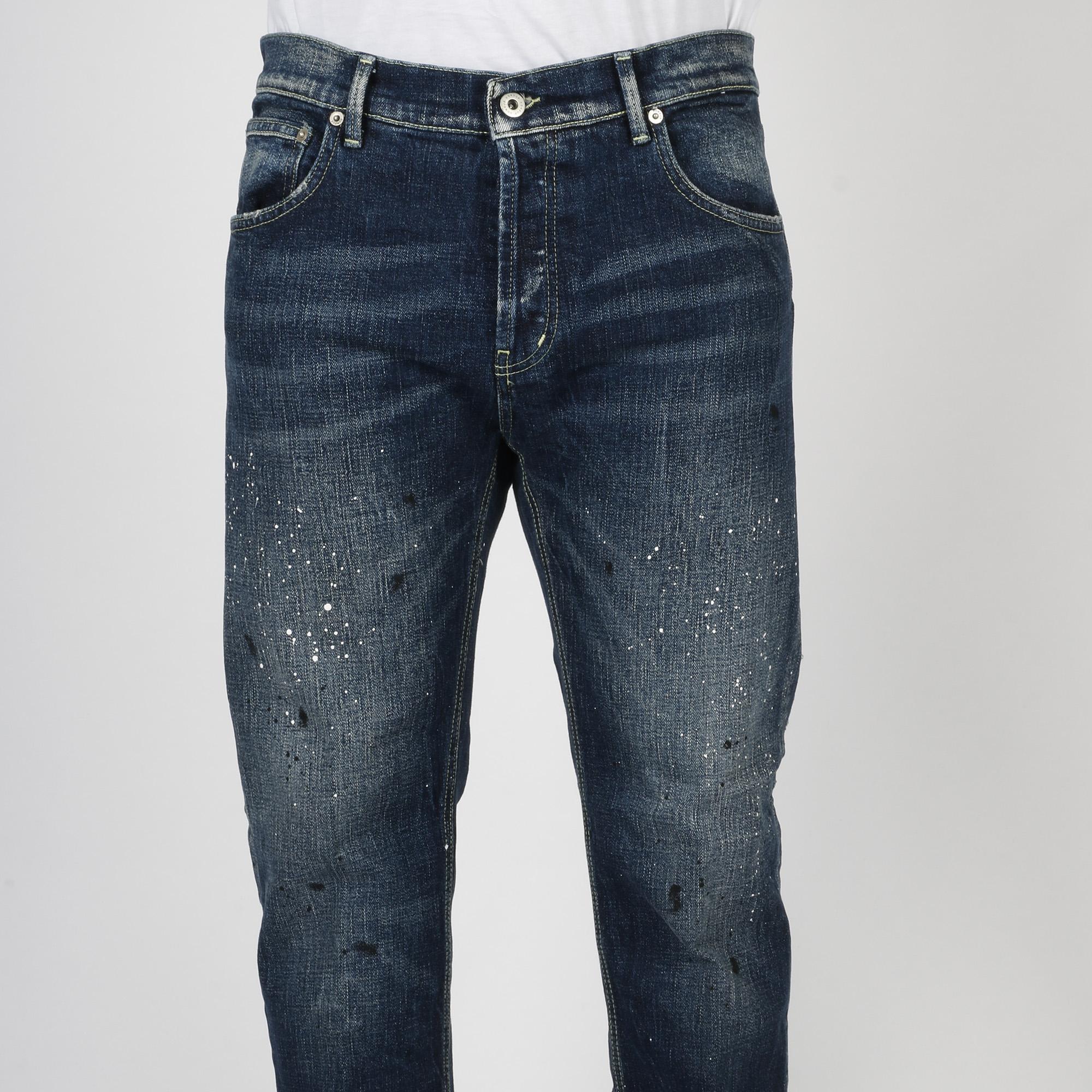 Jeans Spike - Denim schizzi