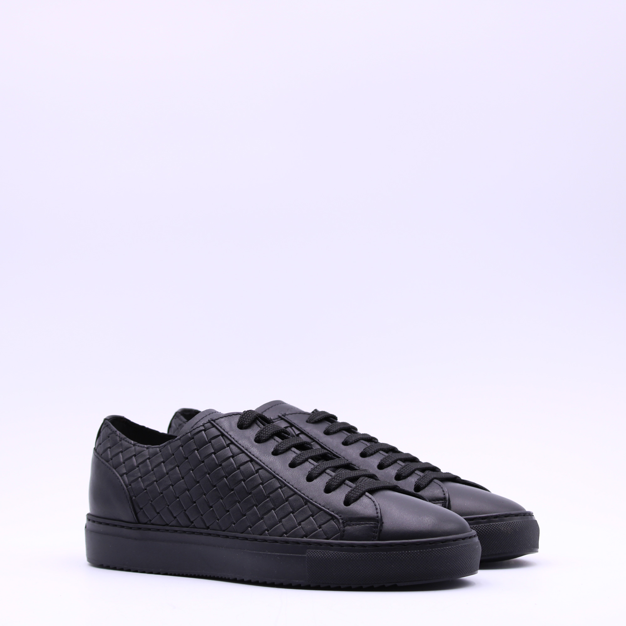 Sneakers gm plume - Nero