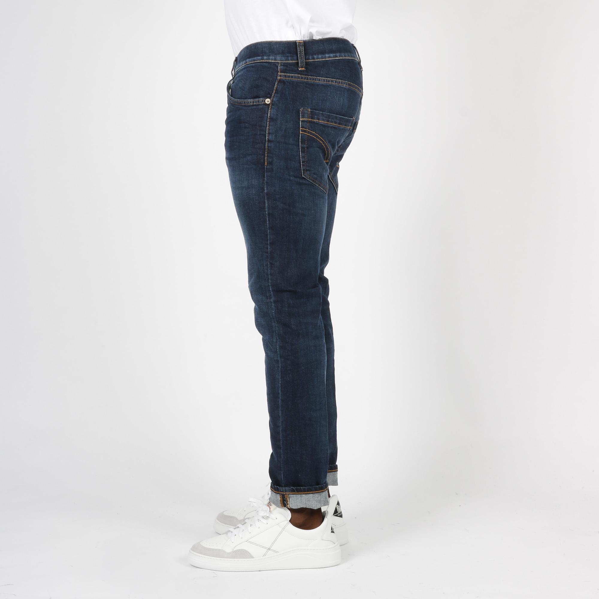 Jeans Mius slim - Denim scuro