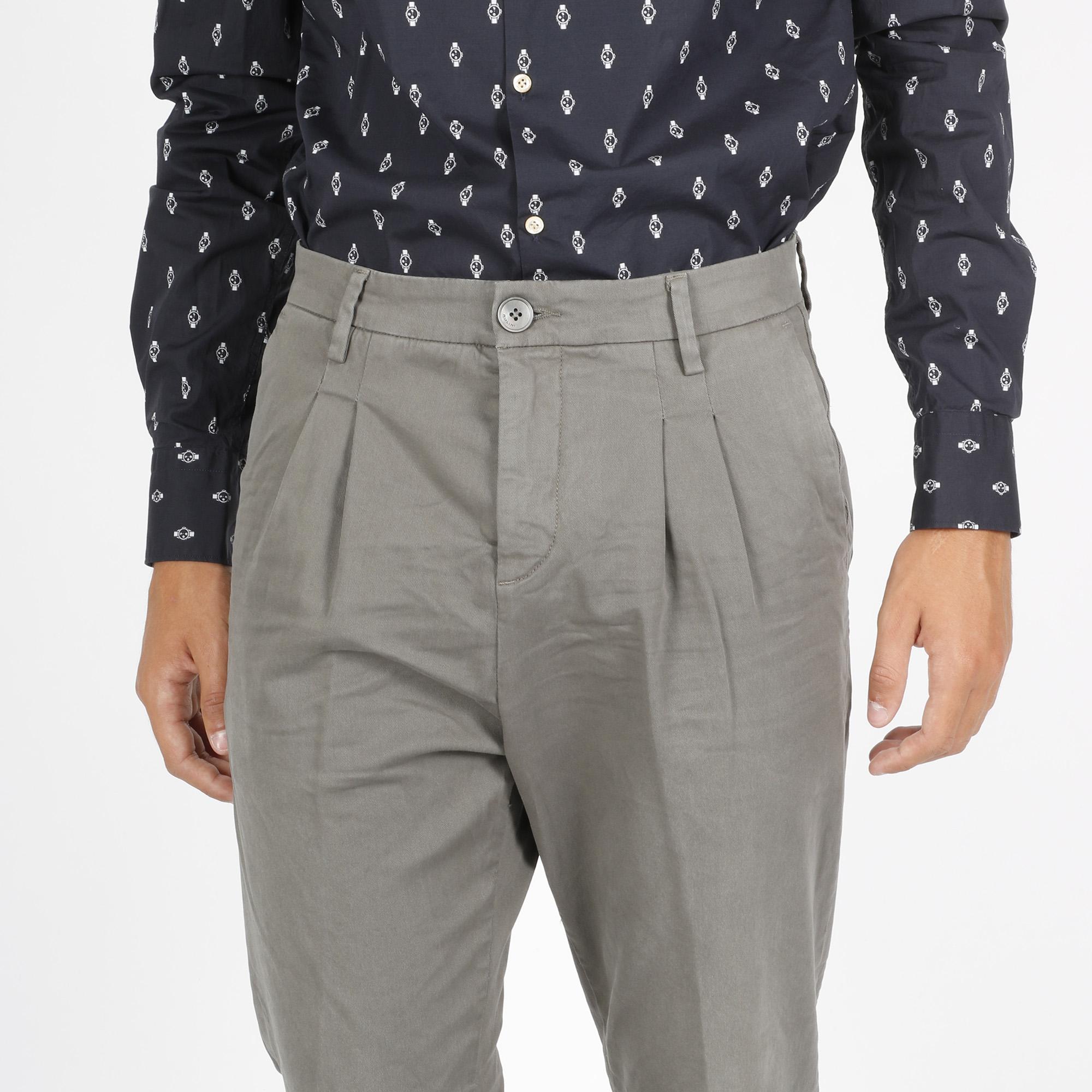 Pantalone jaguar - Tortora