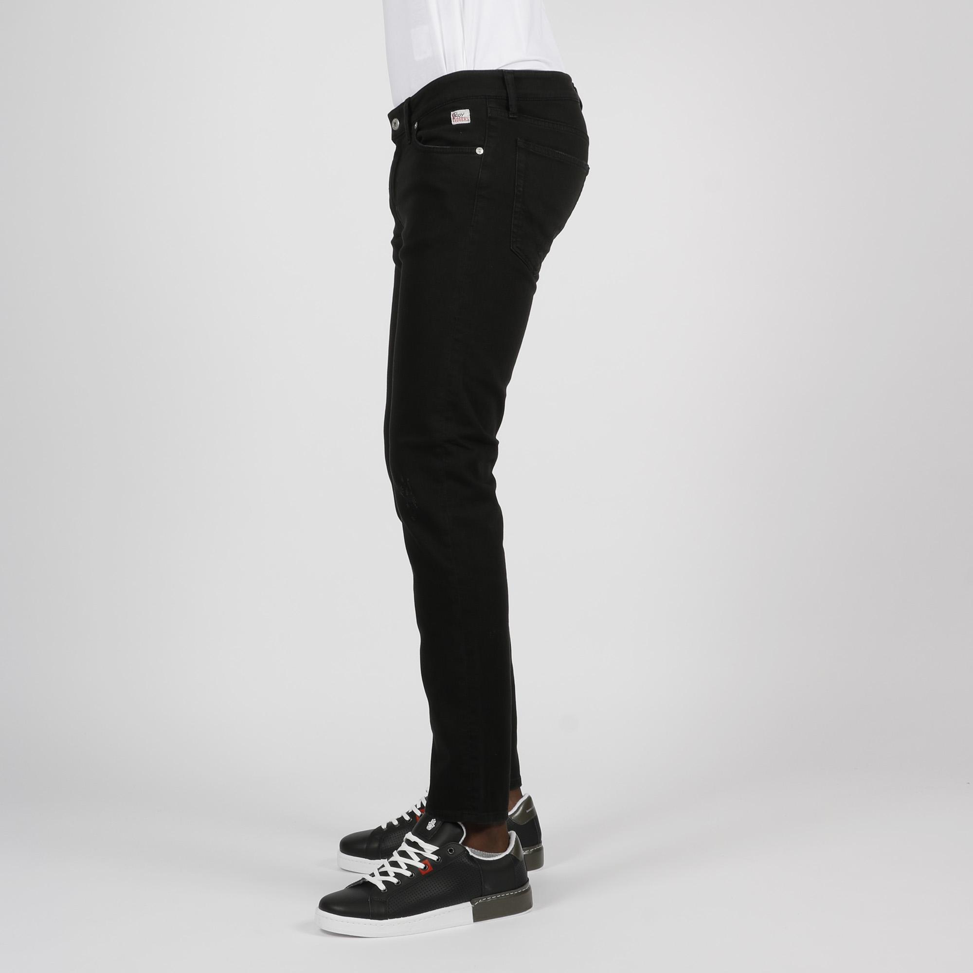 Jeans 517 bull - Nero