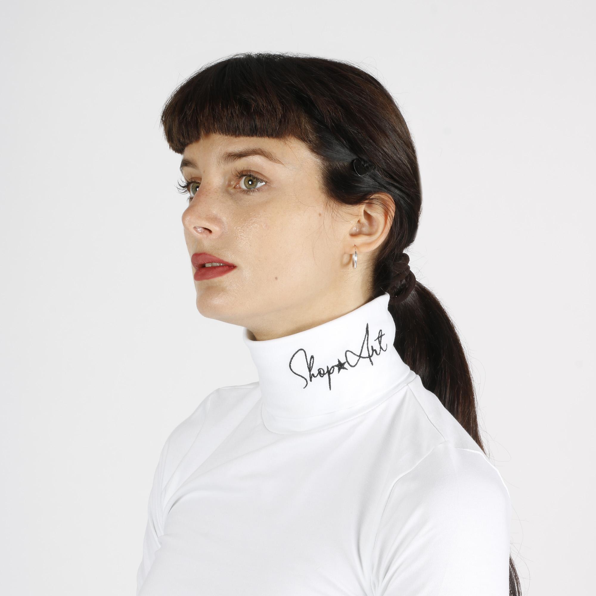 Dolcevita logo - Bianco