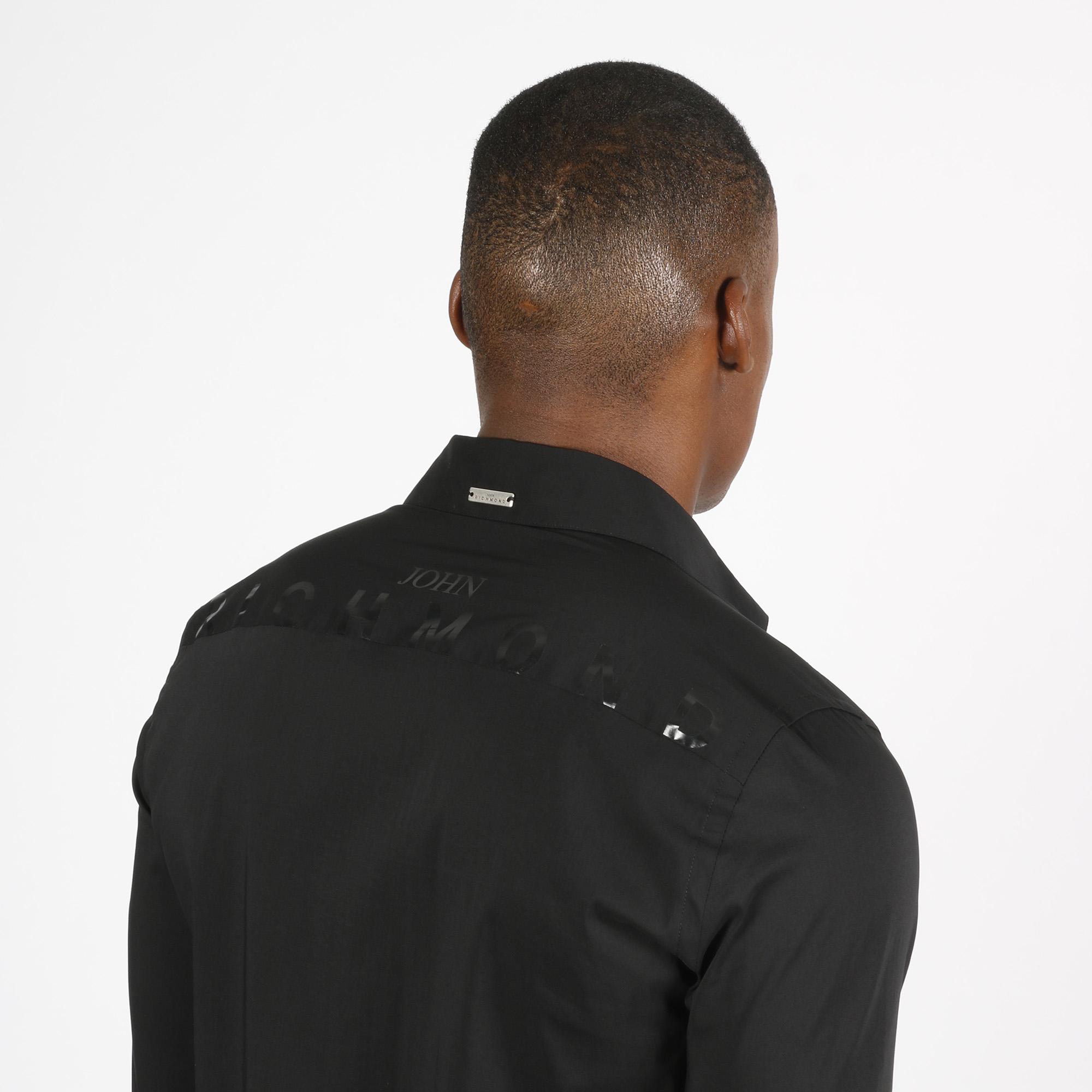 Camicia kassinga - Nero