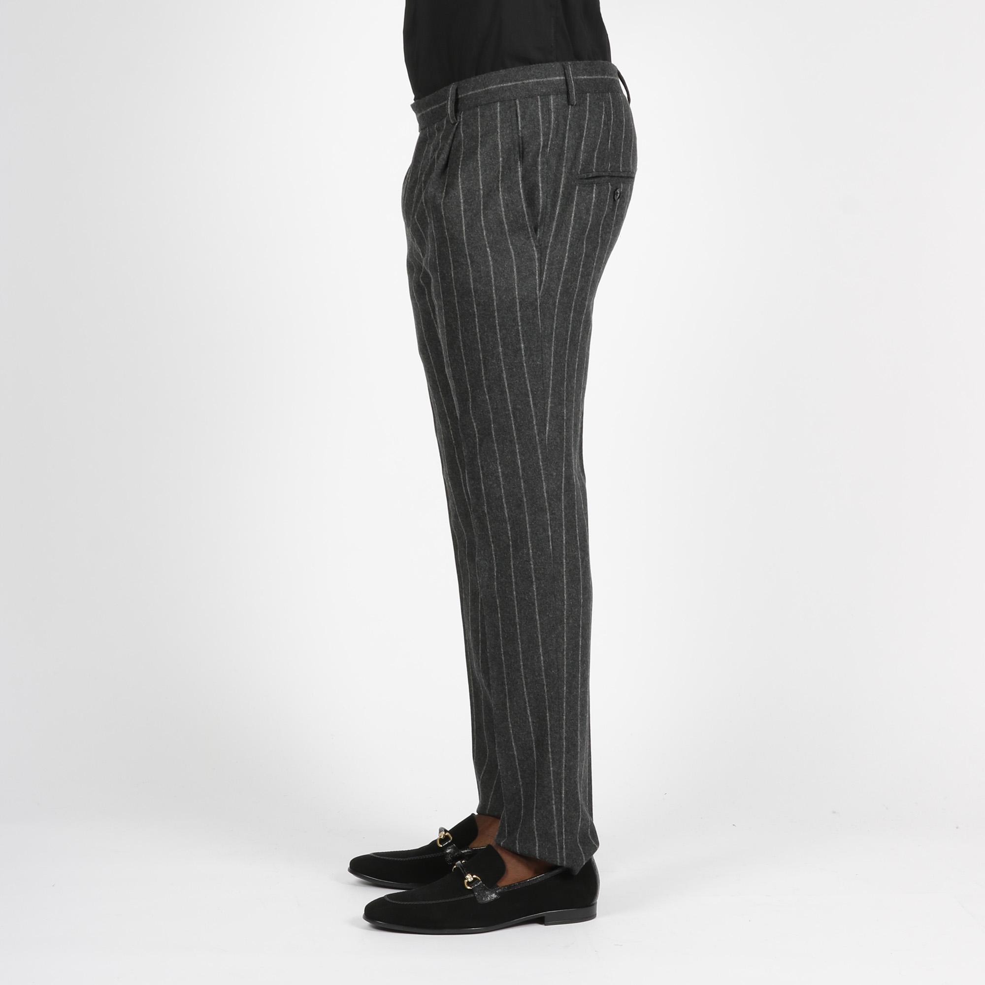 Pantalone spuma - Grigio