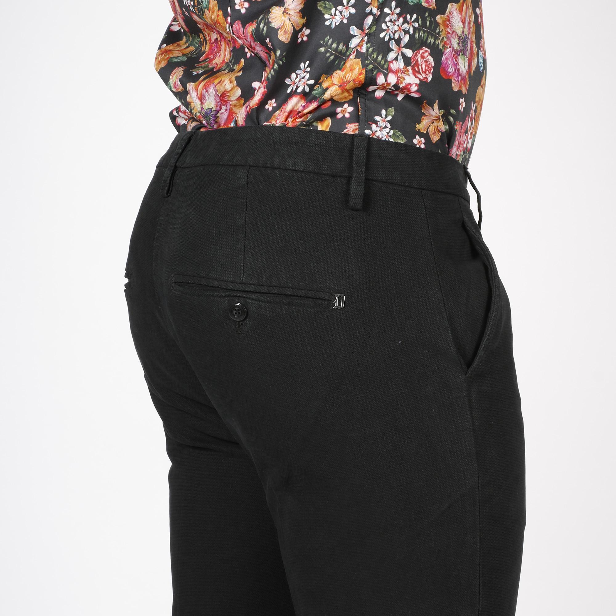 Pantalone Gaubert chino - Nero