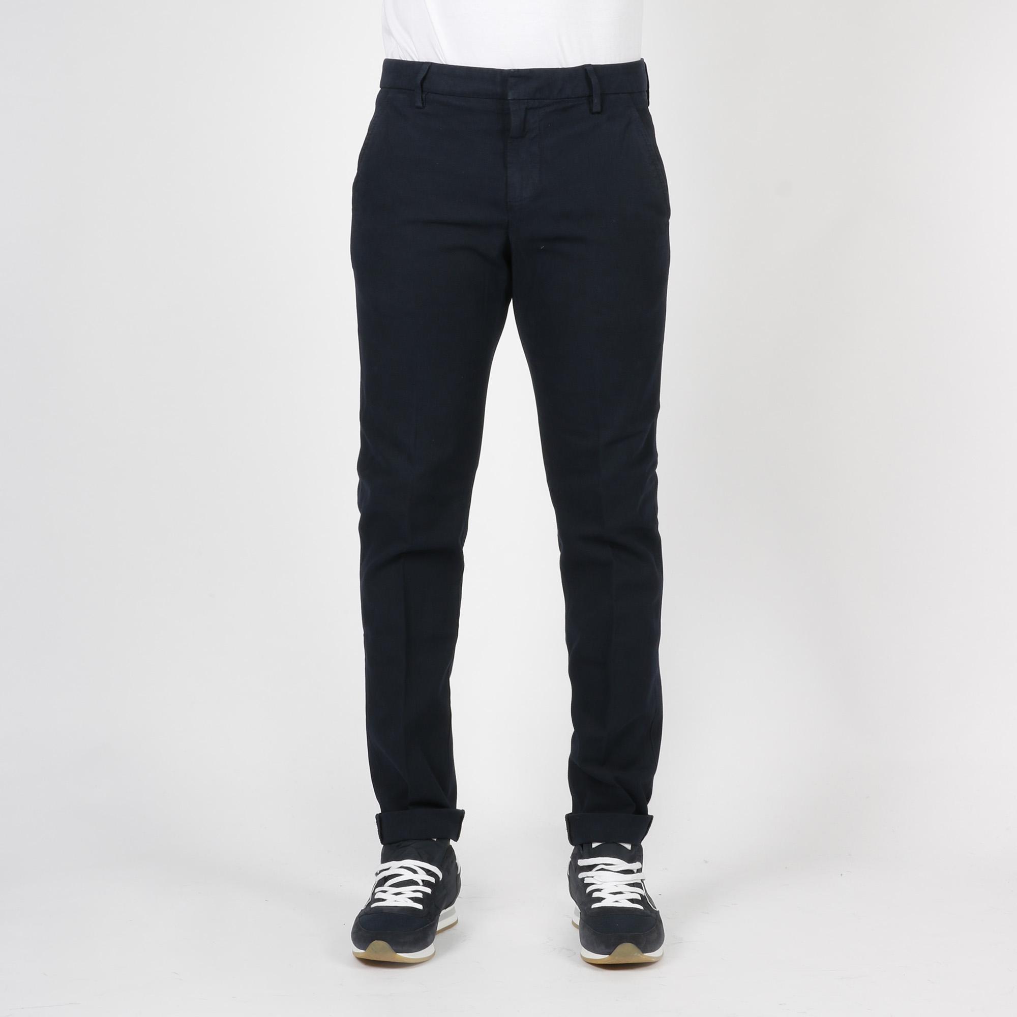 Pantalone Gaubert chino - Blu scuro