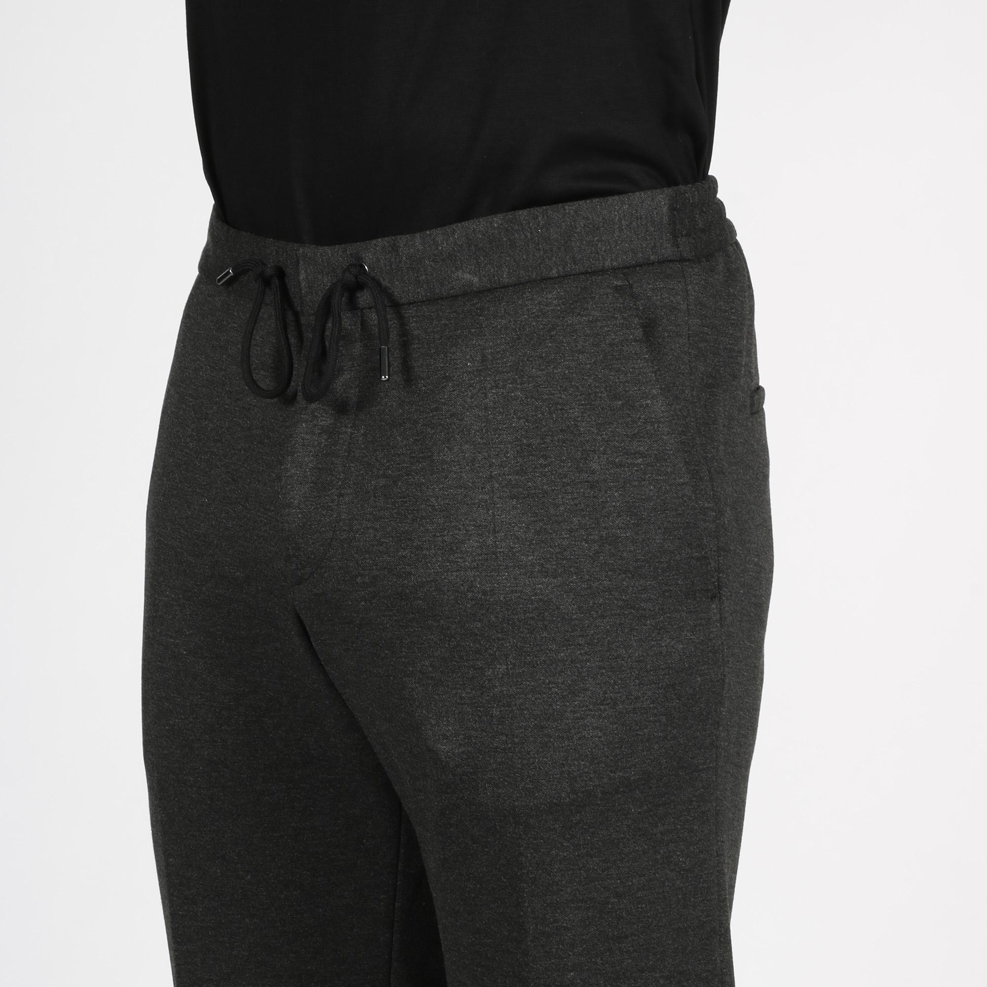 Pantalone felpa - Grigio scuro