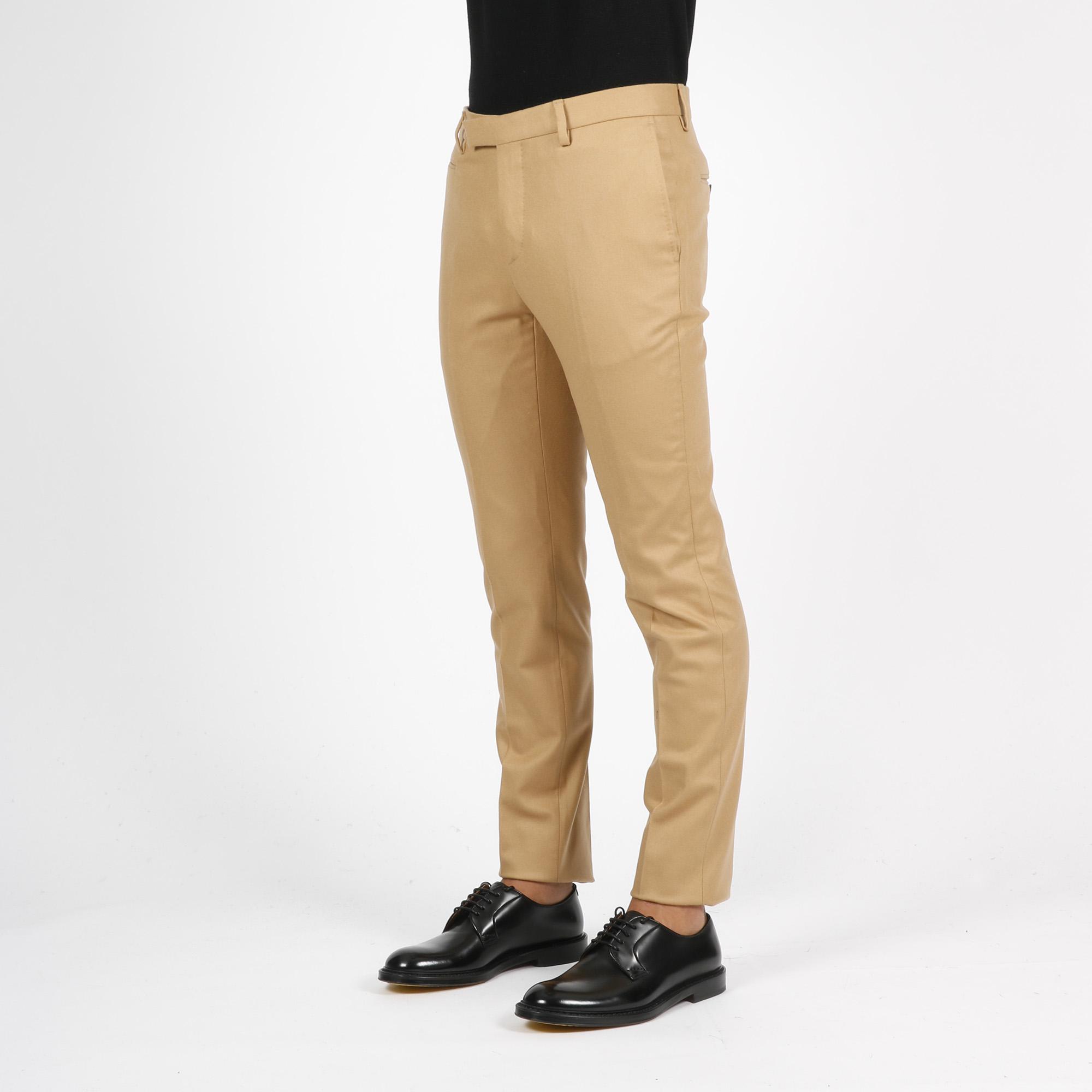 Pantalone taschino - Beige