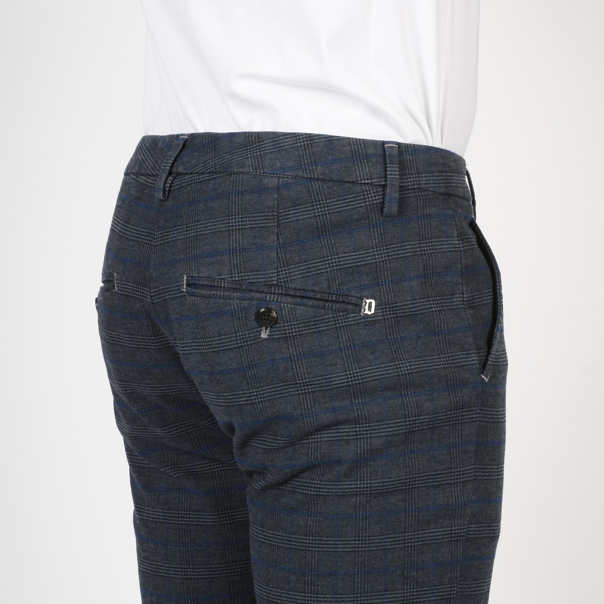 Pantalone gaubert galles - Blu