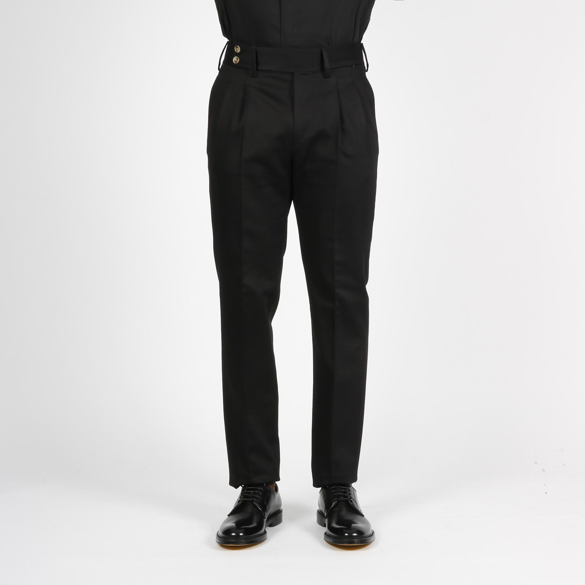 Pantalone sartoriali - Nero