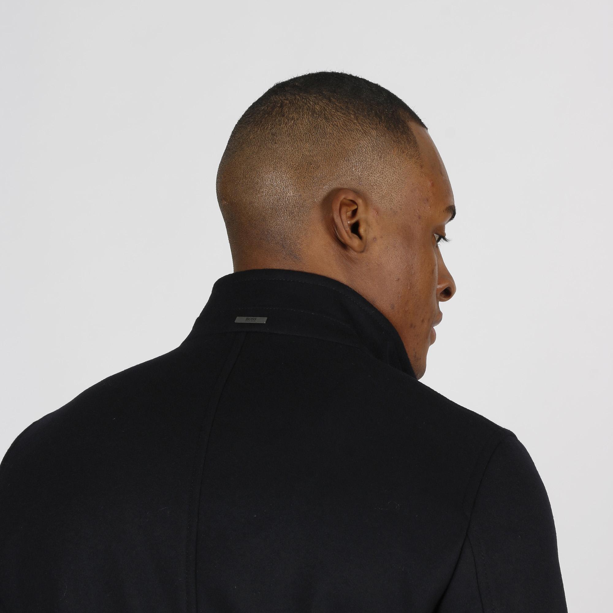 Cappotto cashmere - Blu