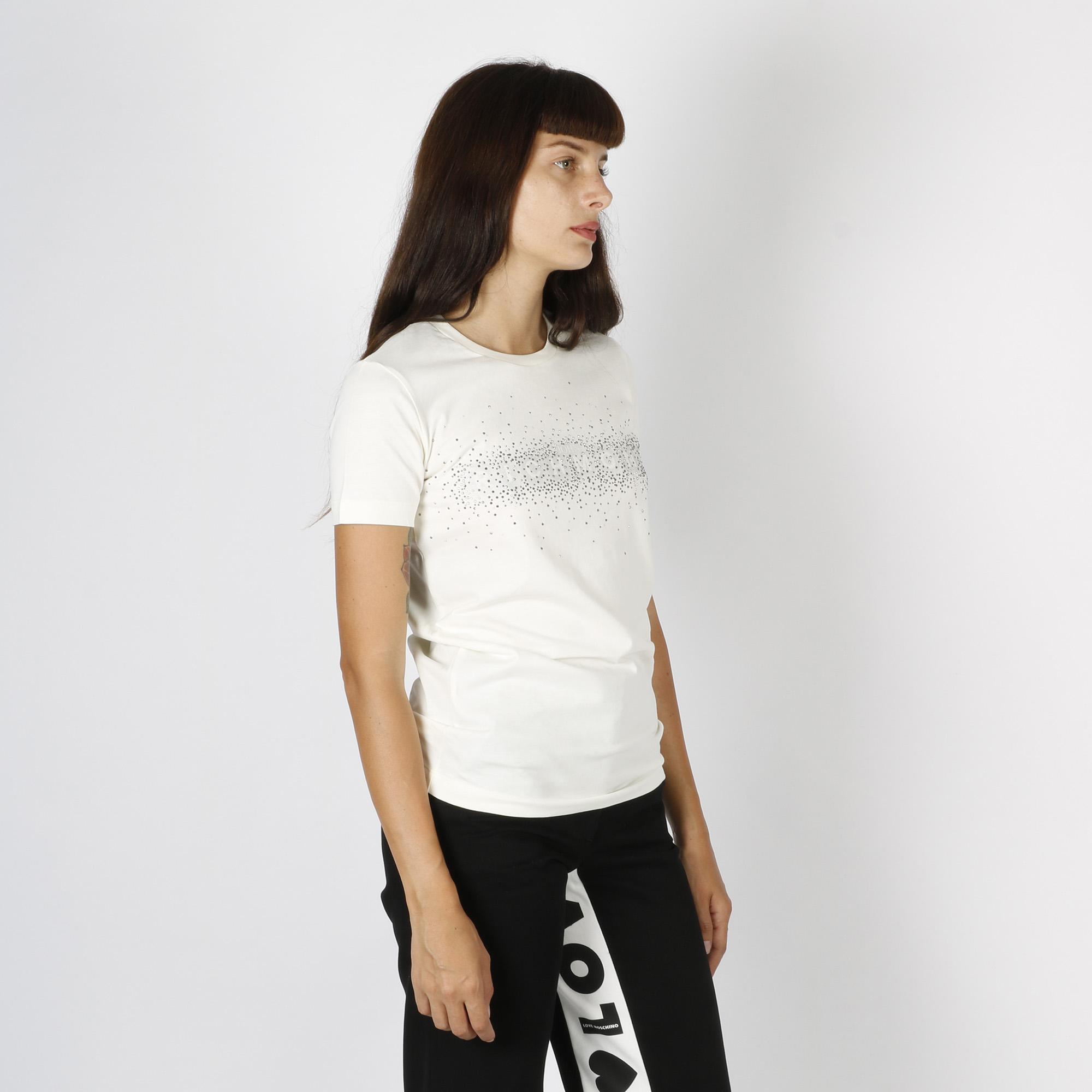 T-shirt marsnall - Bianco