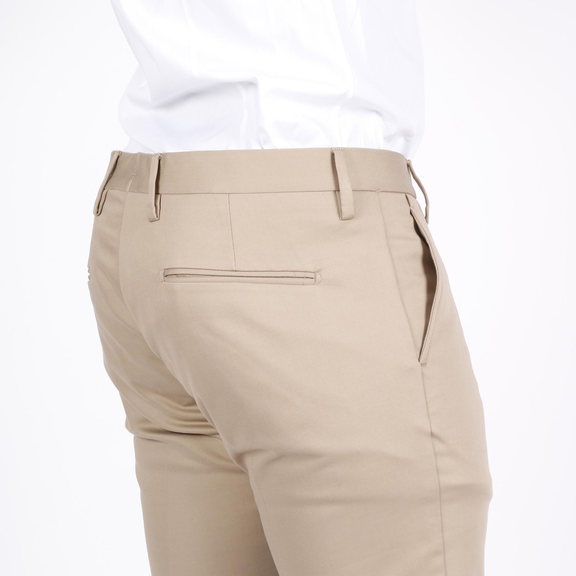 Pantalone america lungo - Beige
