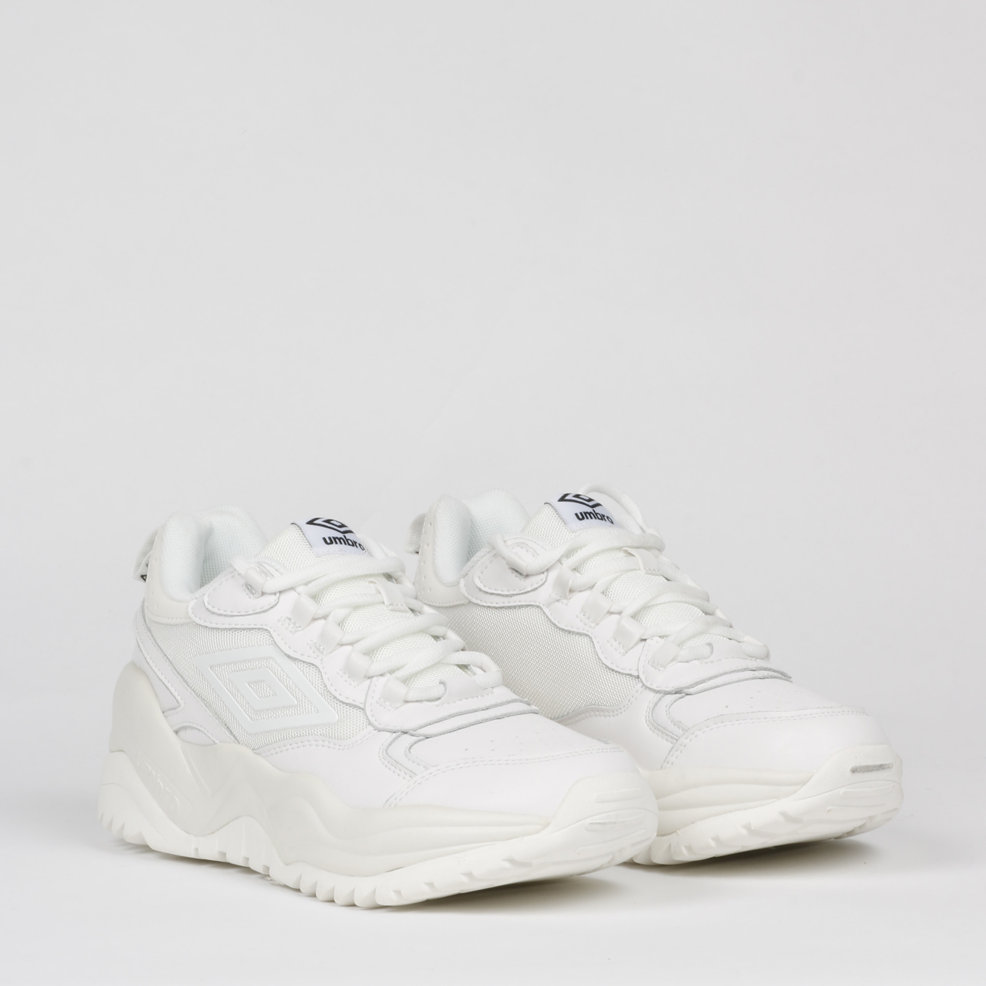Sneakers running chunky - Bianco