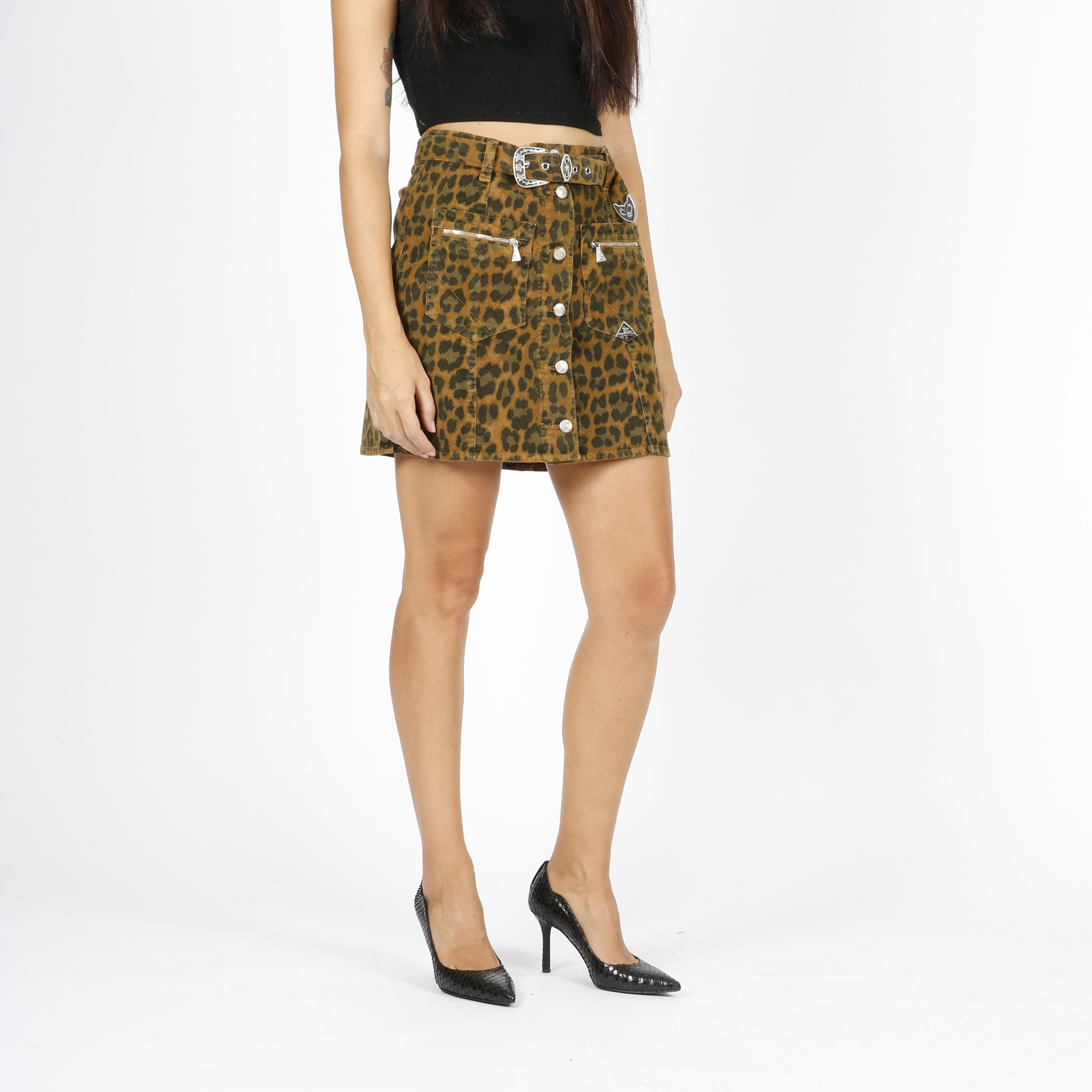 Skirt elyn maculato - Marrore