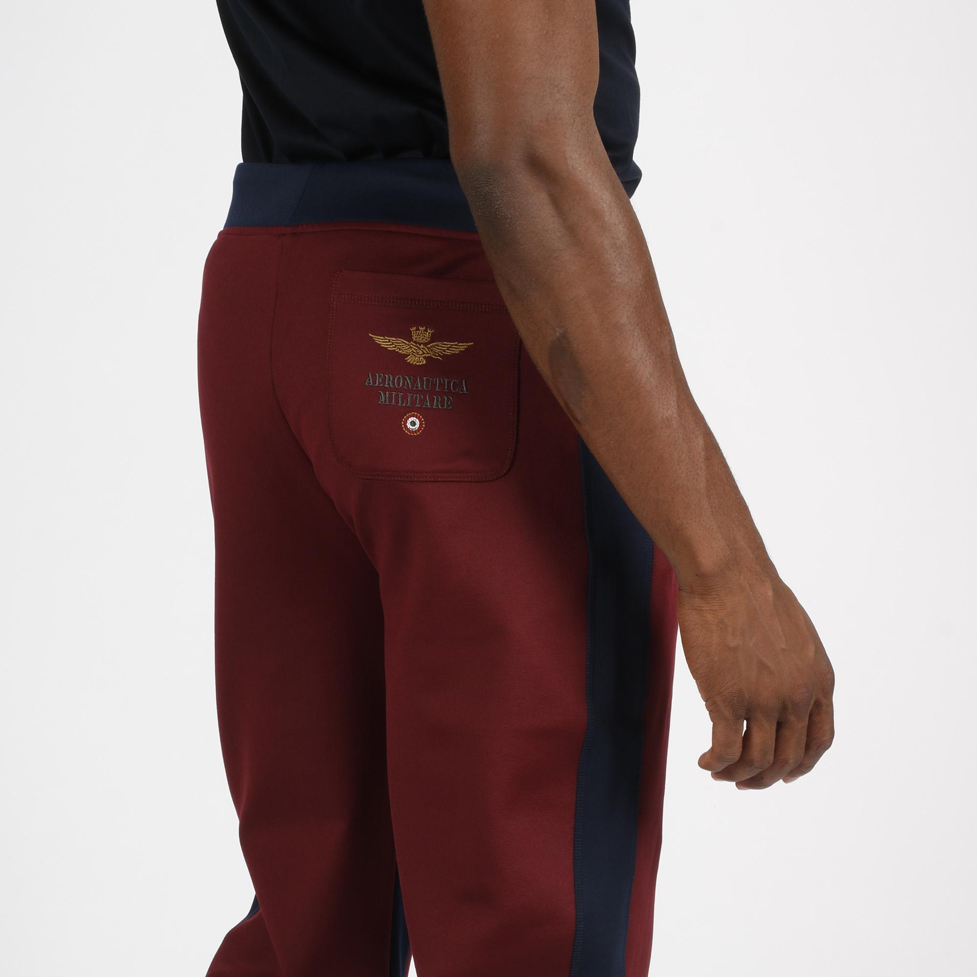 Pantalone am 23 - Rosso