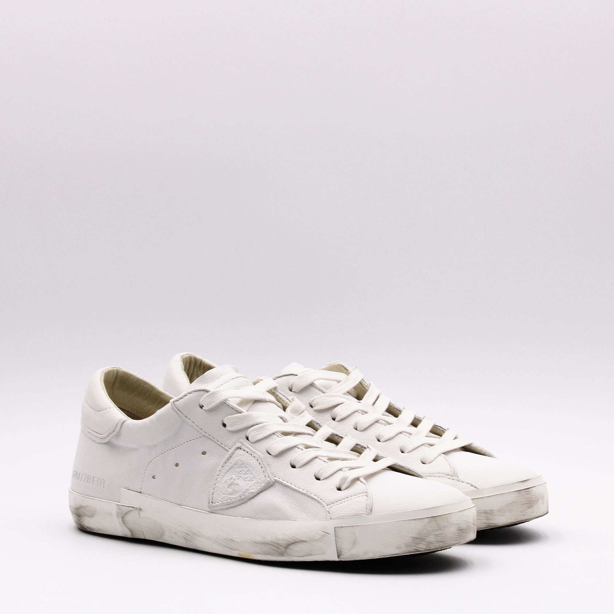 NEW COLLECTION- Prsx basic - Bianco