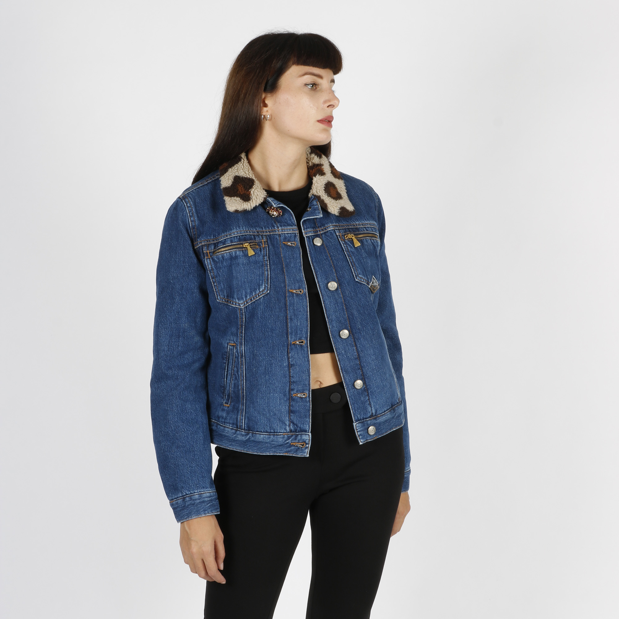 Jacket ross win - Denim