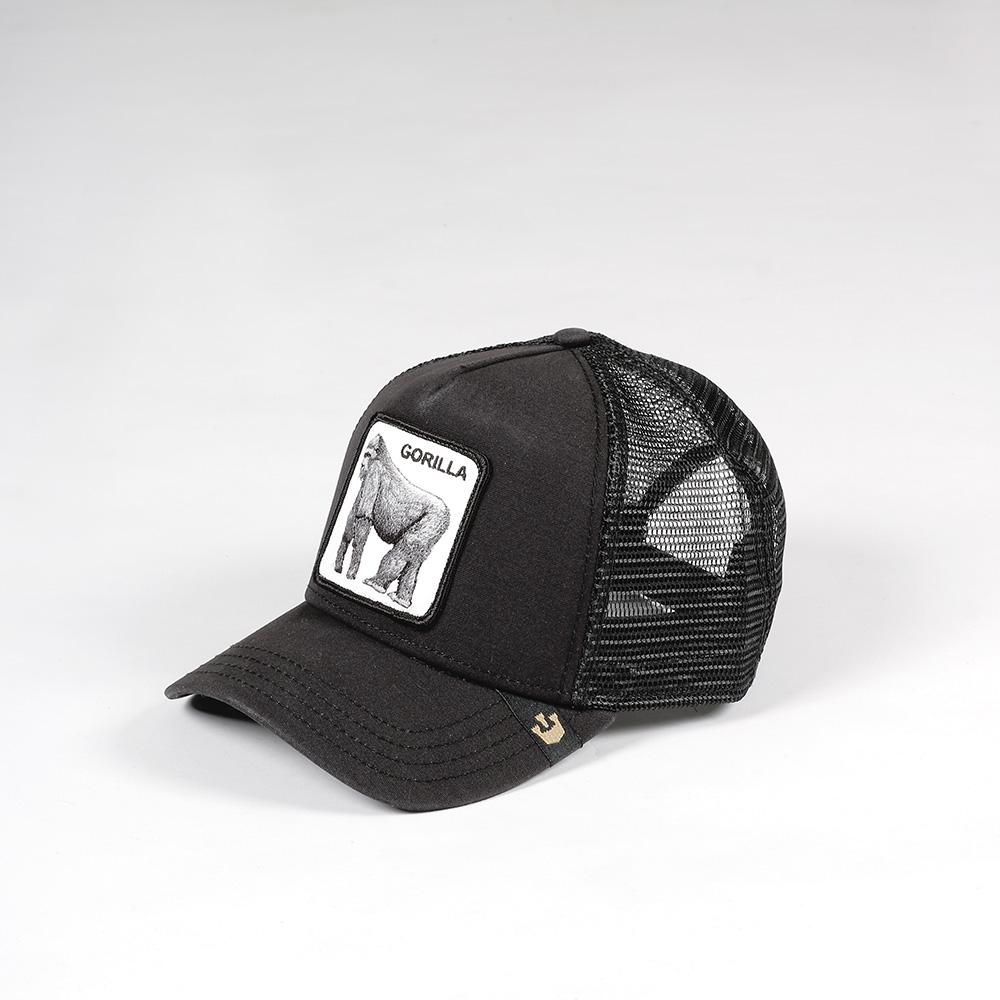 Cappello gorilla - Nero