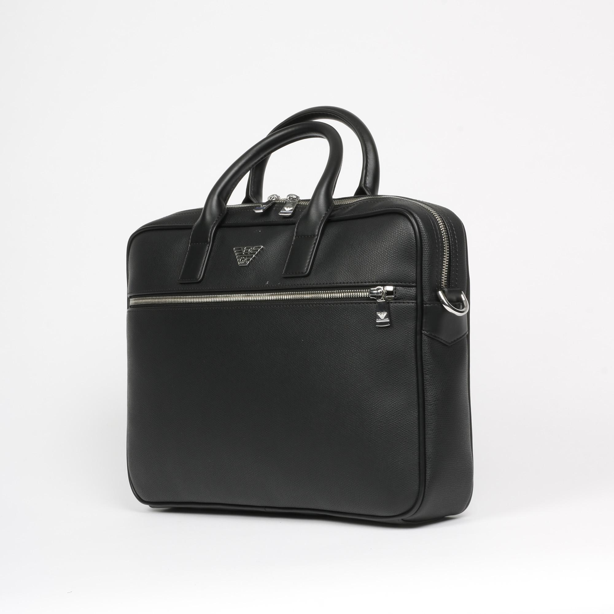 Borsa briefcase - Nero