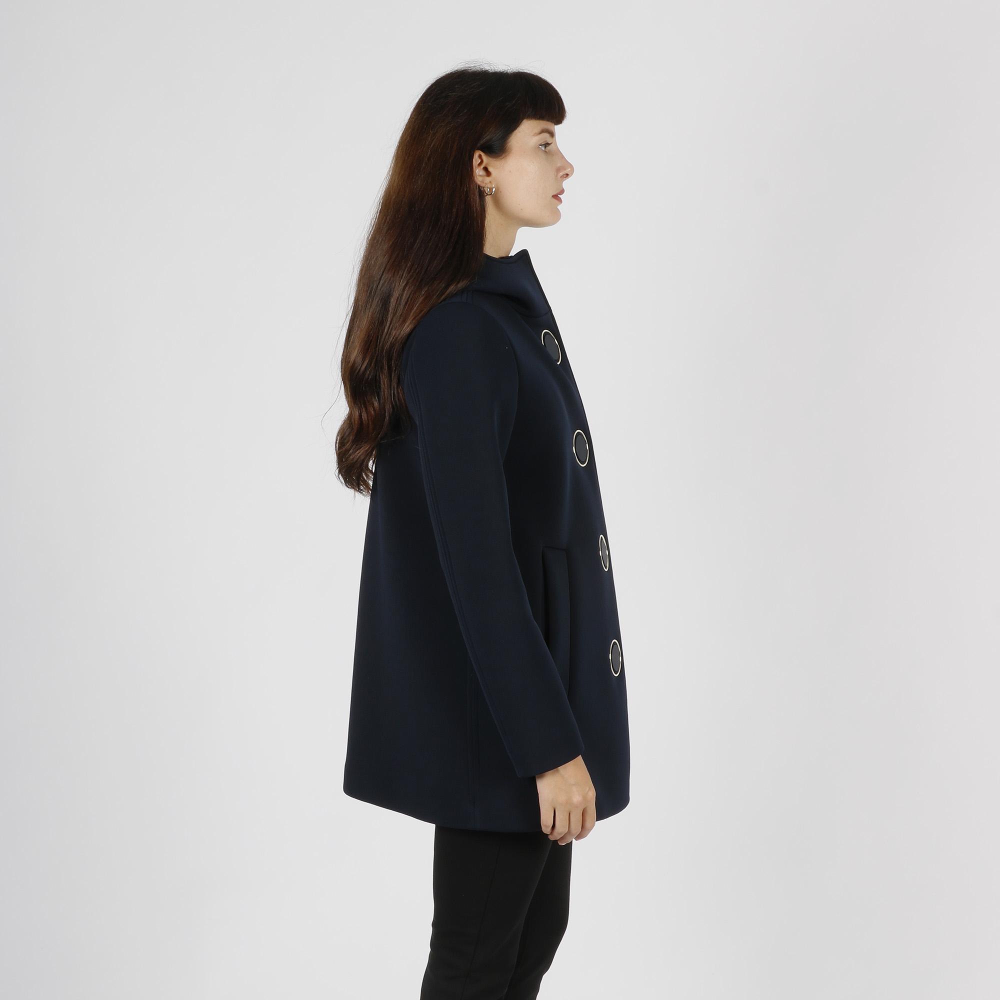 Cappotto pierre -  Blu scuro