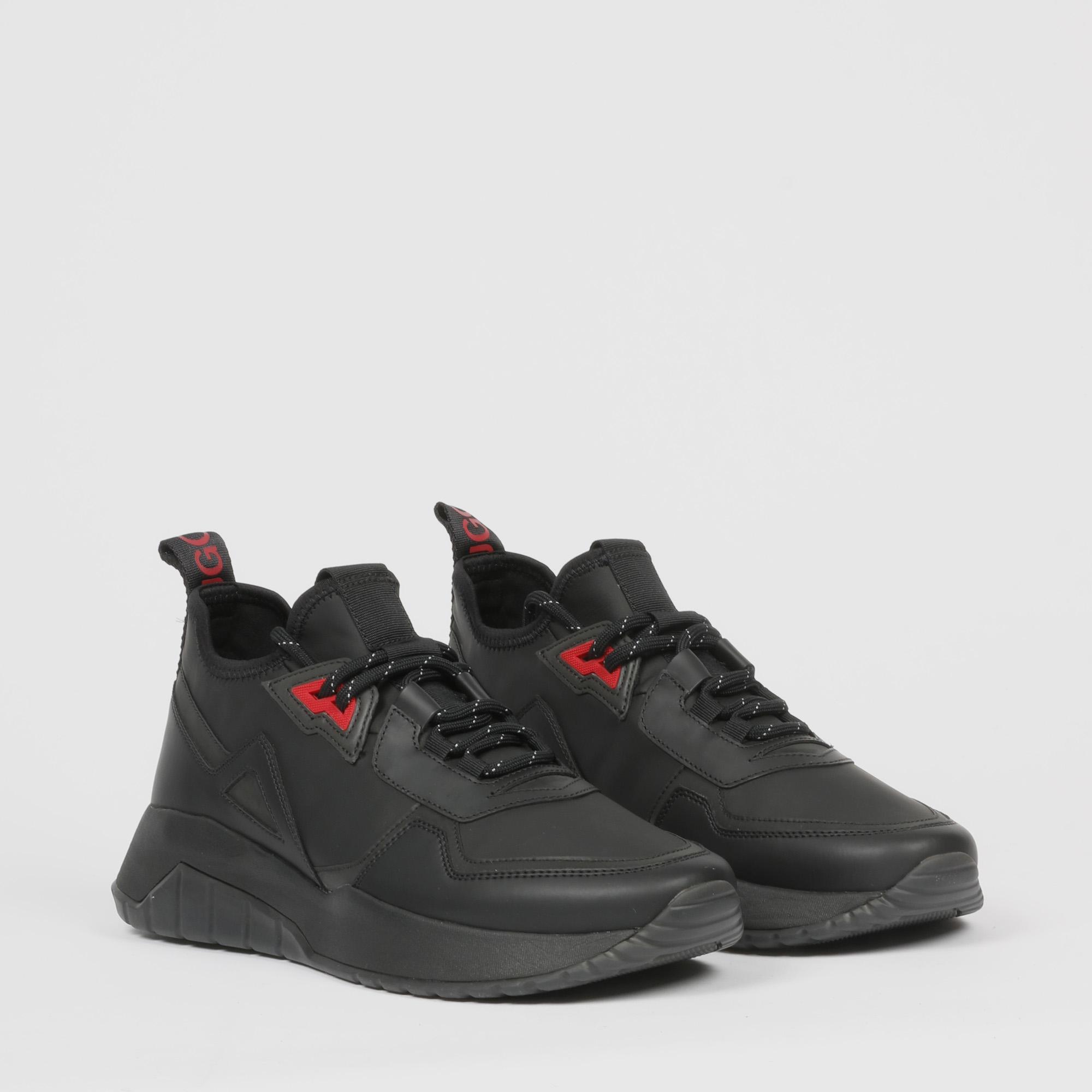 Sneakers atom runn txst - Nero
