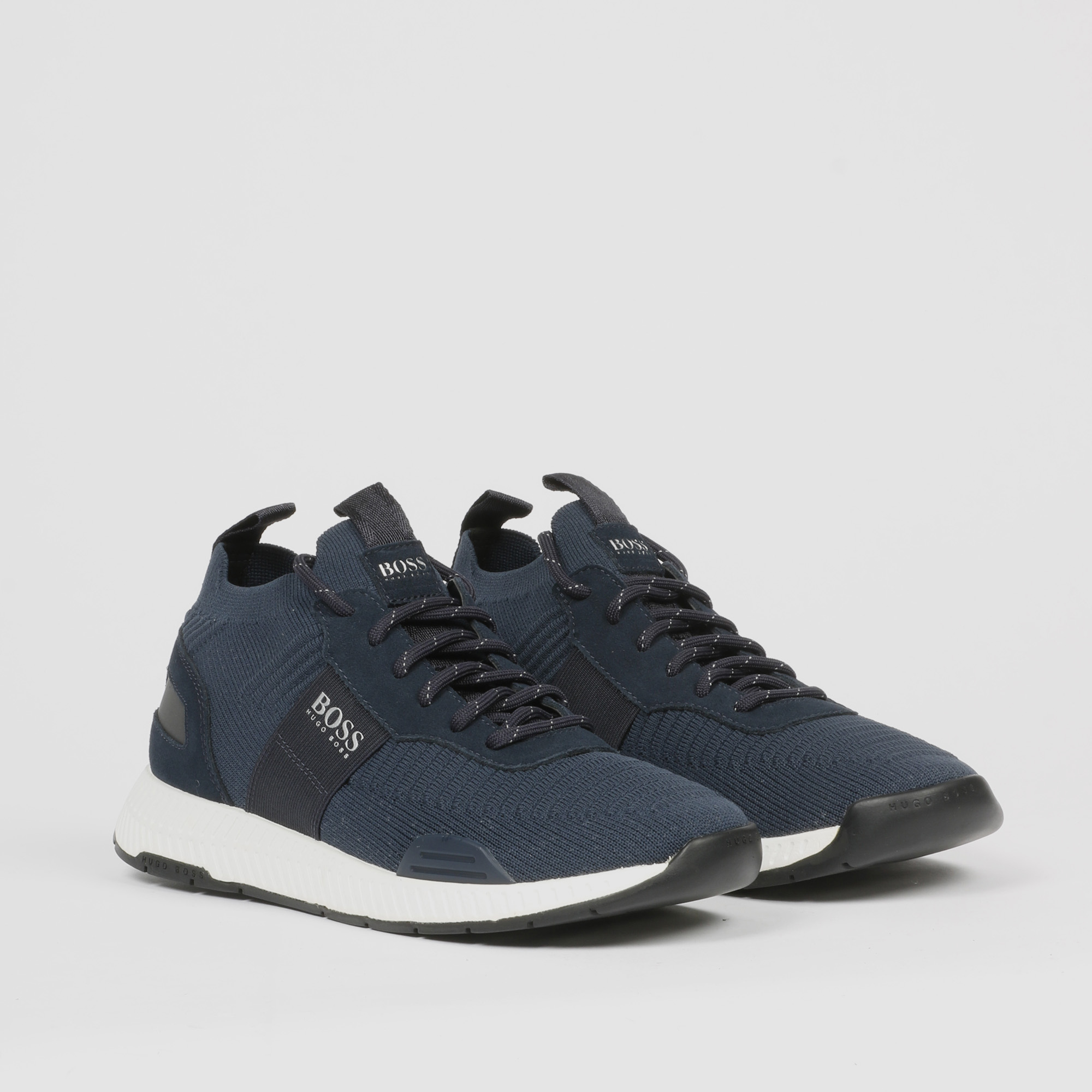 Sneakers titanium runn - Blu