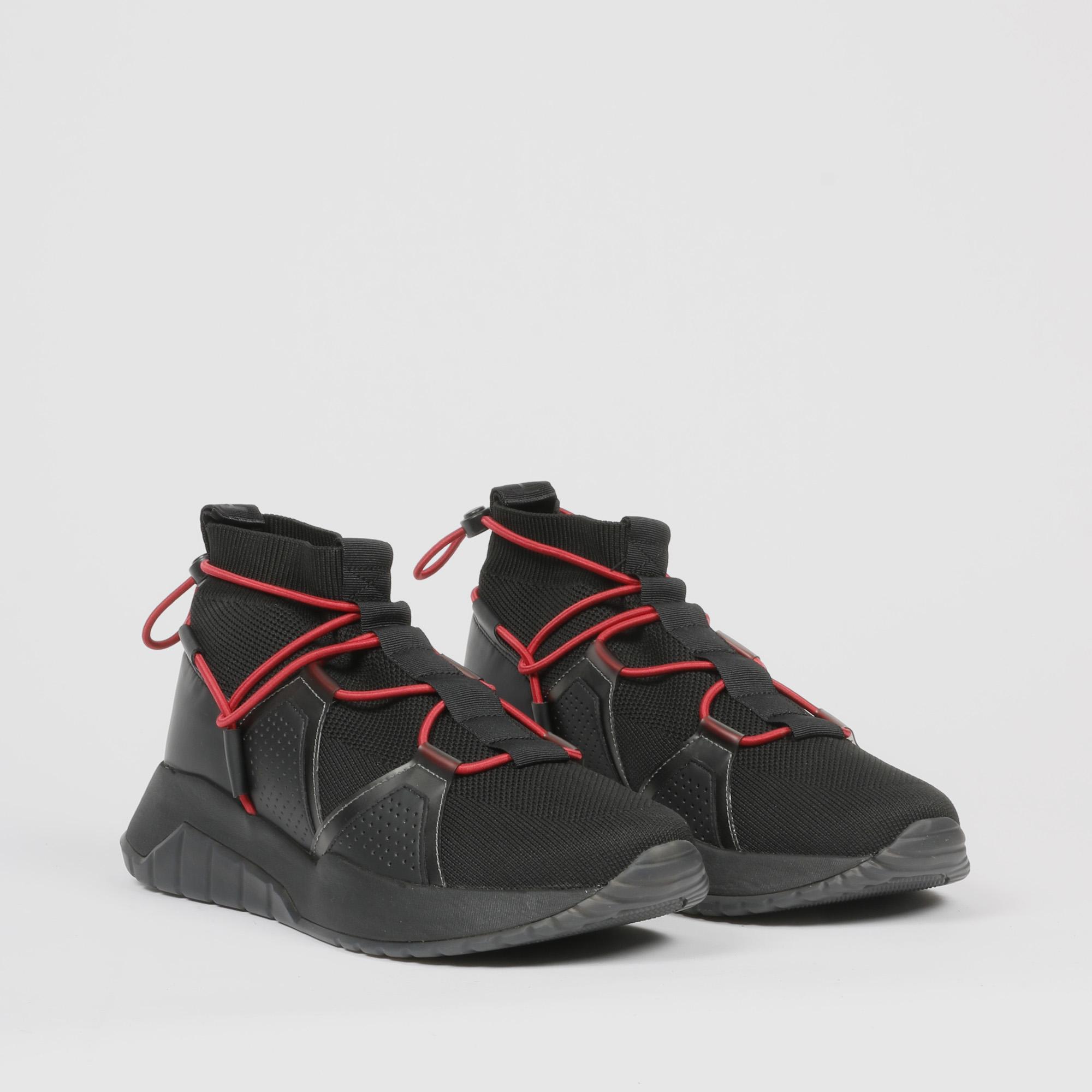 Sneakers atom runn - Nero