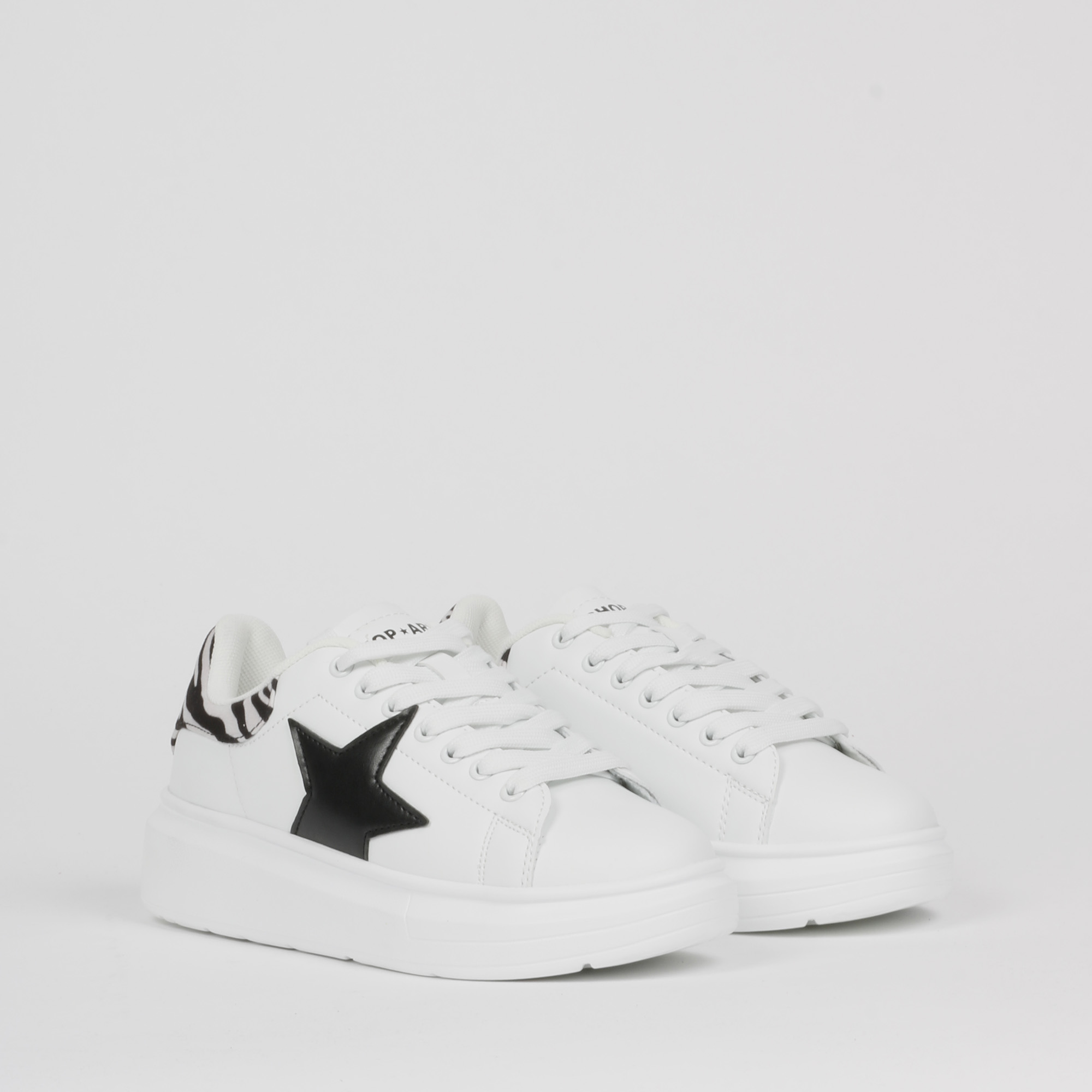Sneakers cavallino - Bianco