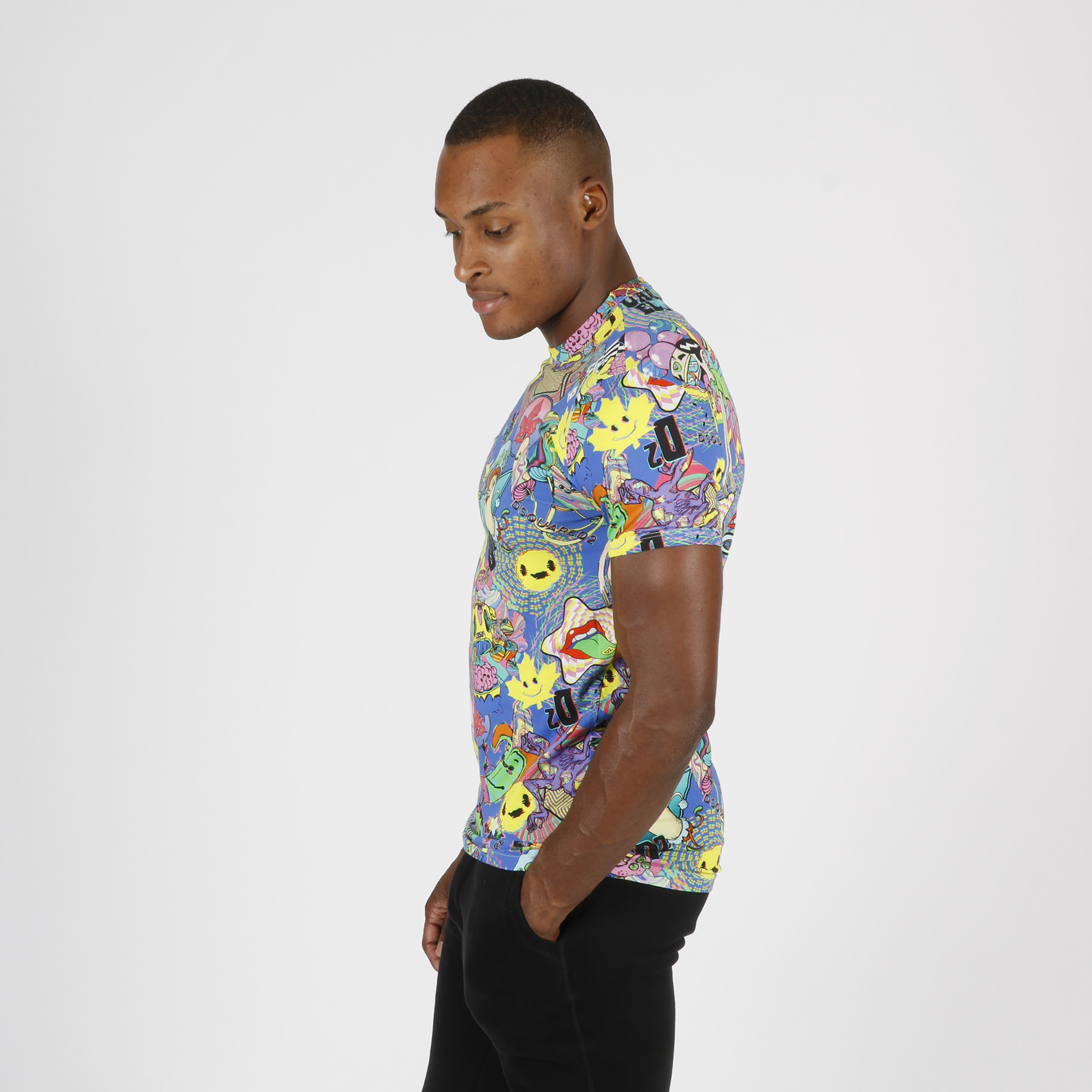 T-shirt fantasia - Multicolore