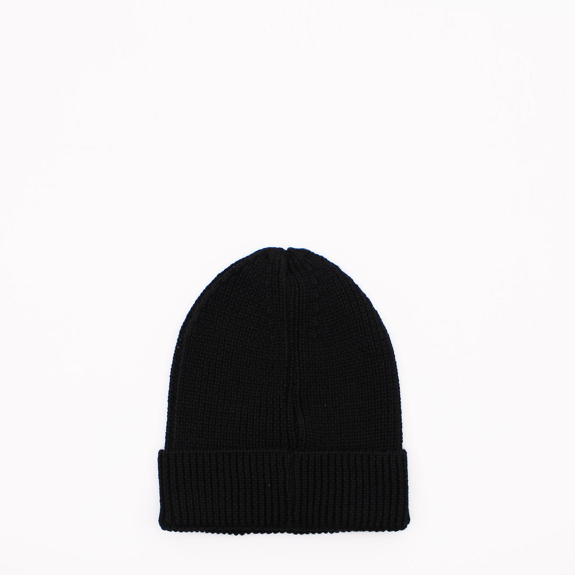 Cappello logo stilizzato burlon - Nero