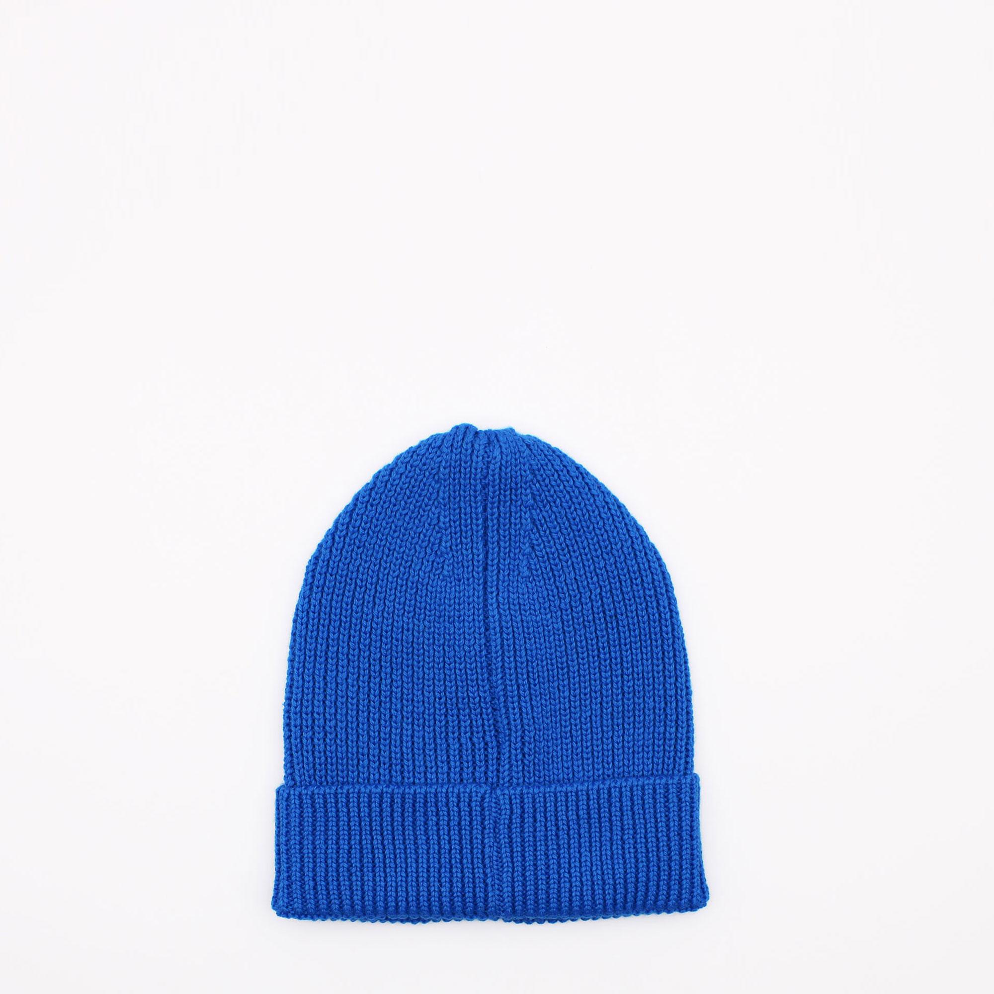 Cappello logo stilizzato burlon - Blu