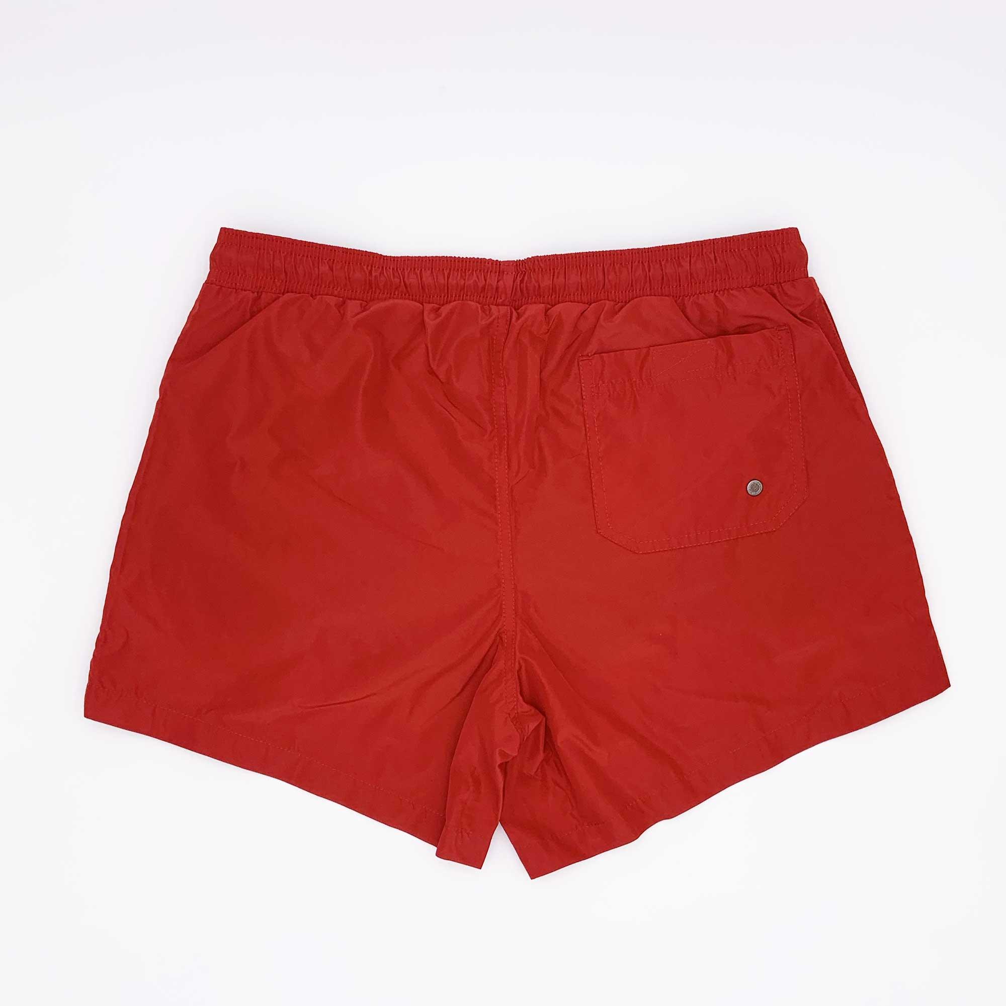 Costume boxer logo - Rosso