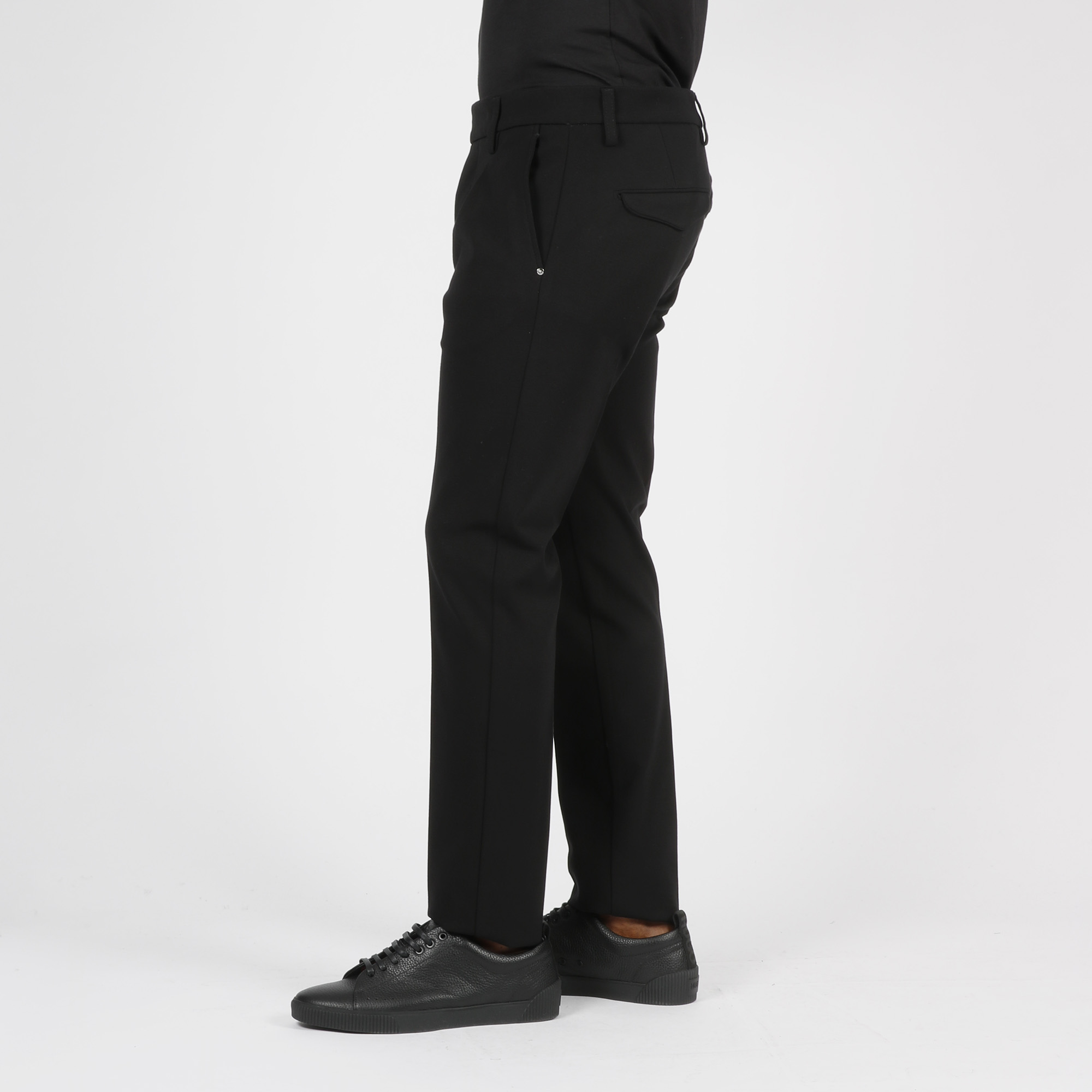Pantalone malafemmina - Nero