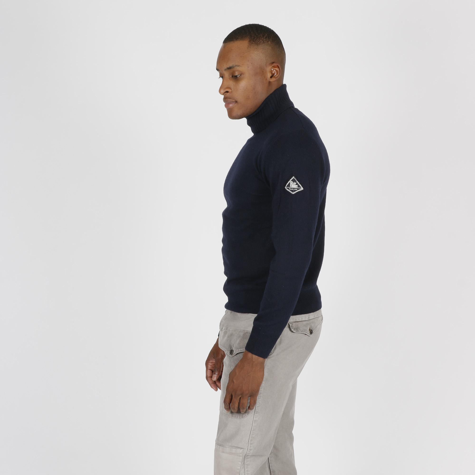 Dolcevita wool e cashmere - Blu
