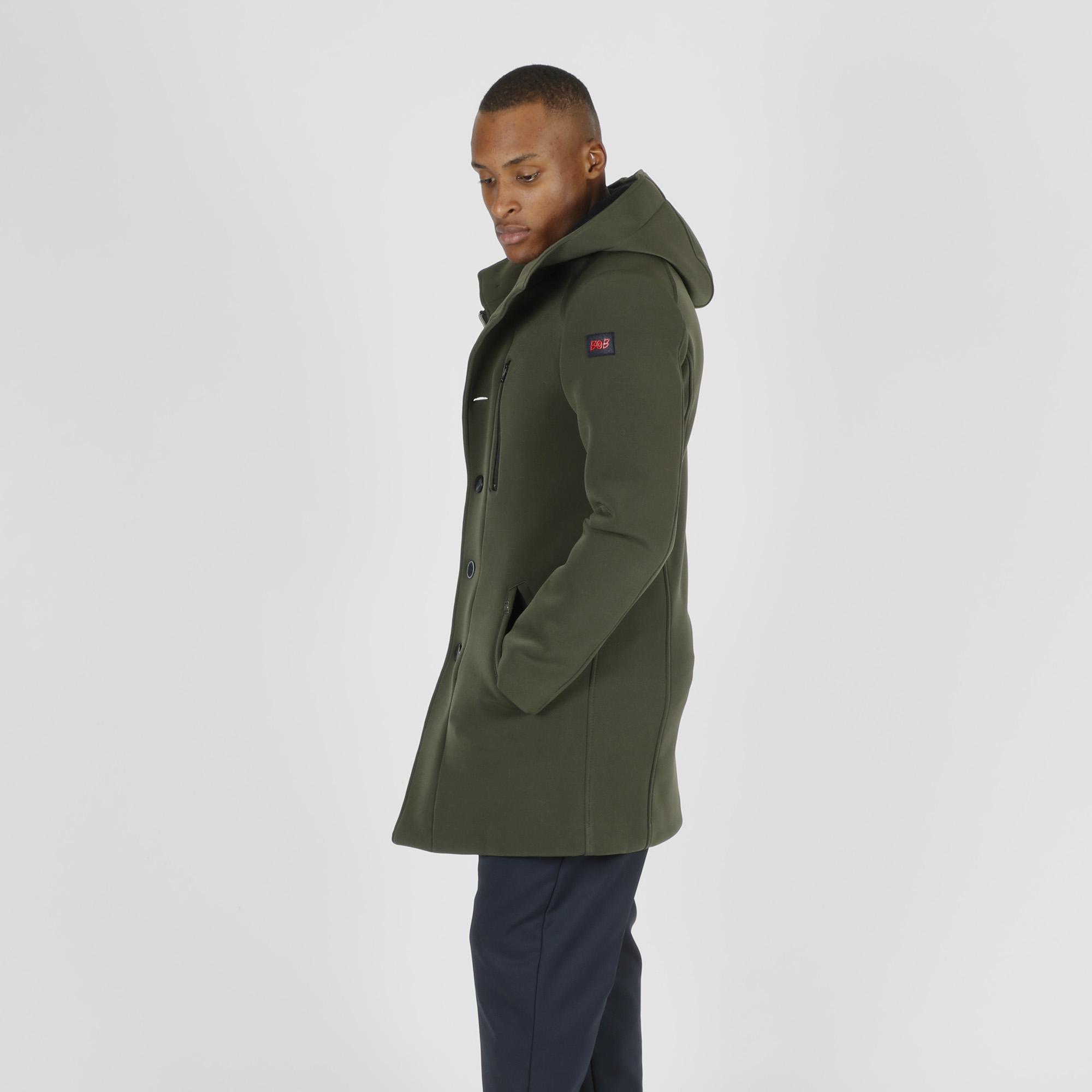 Cappotto parka - Verde militare