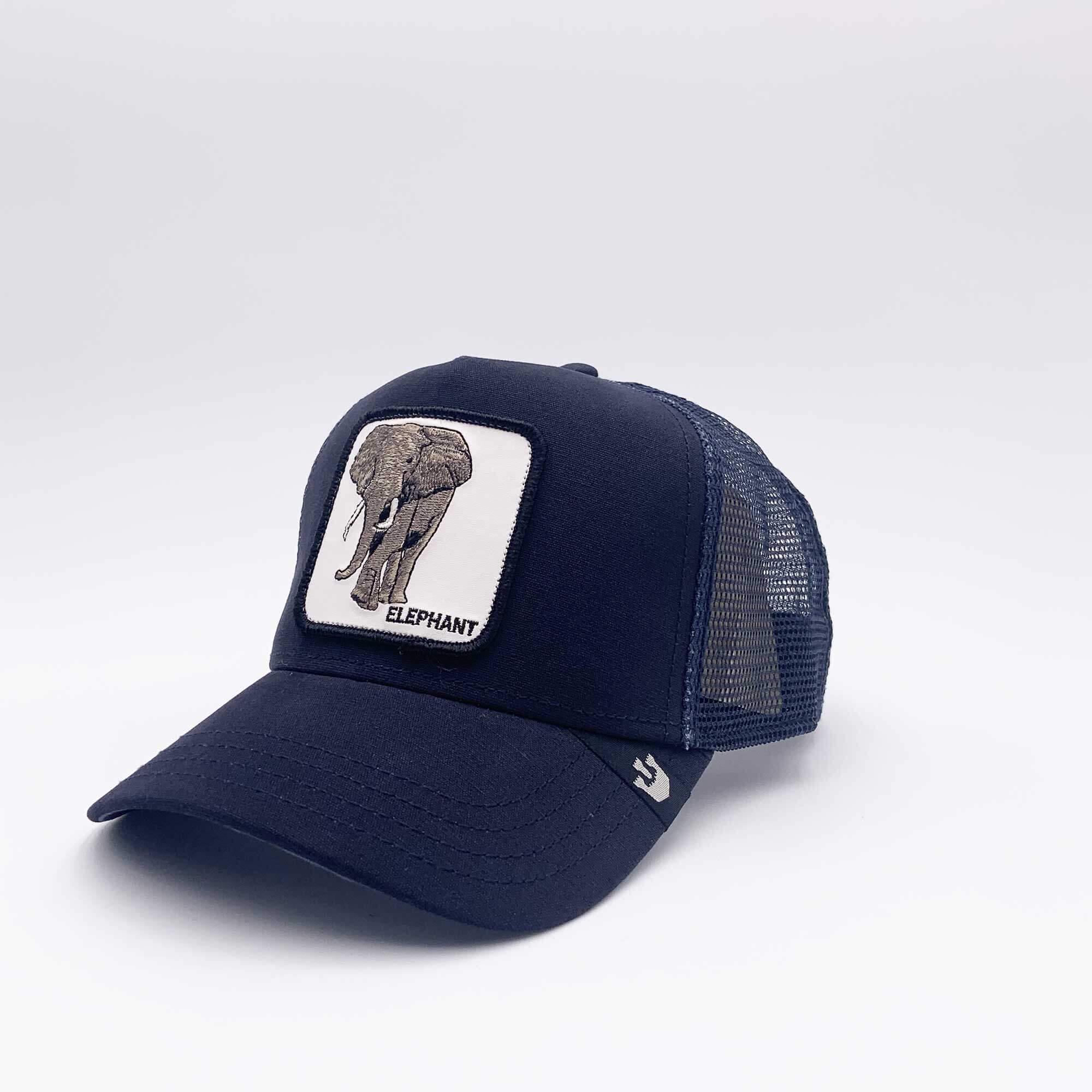 Cappello elephant - Blu