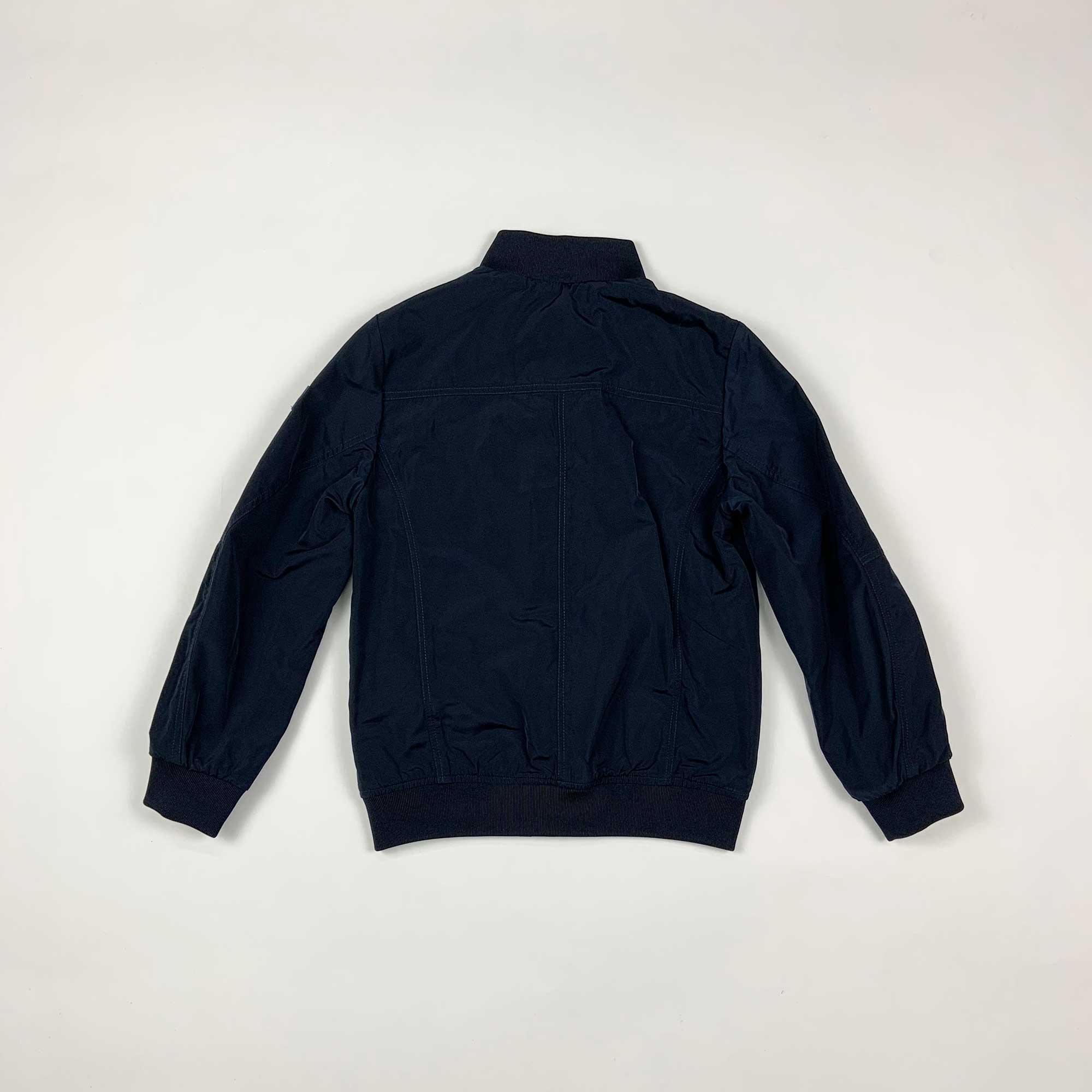 Giubbino boy senza cappuccio - Blu scuro