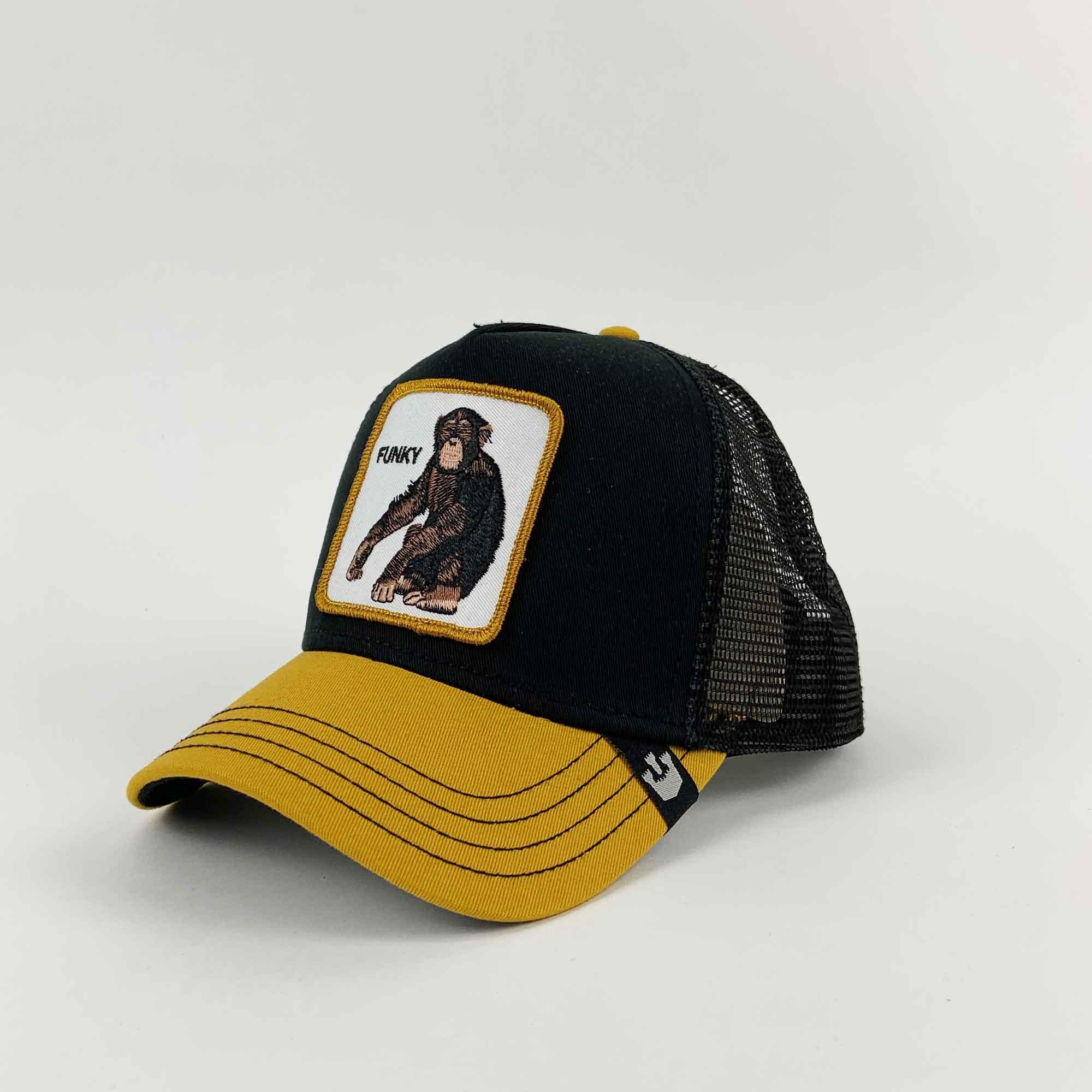 Cappello baseball funky - Nero